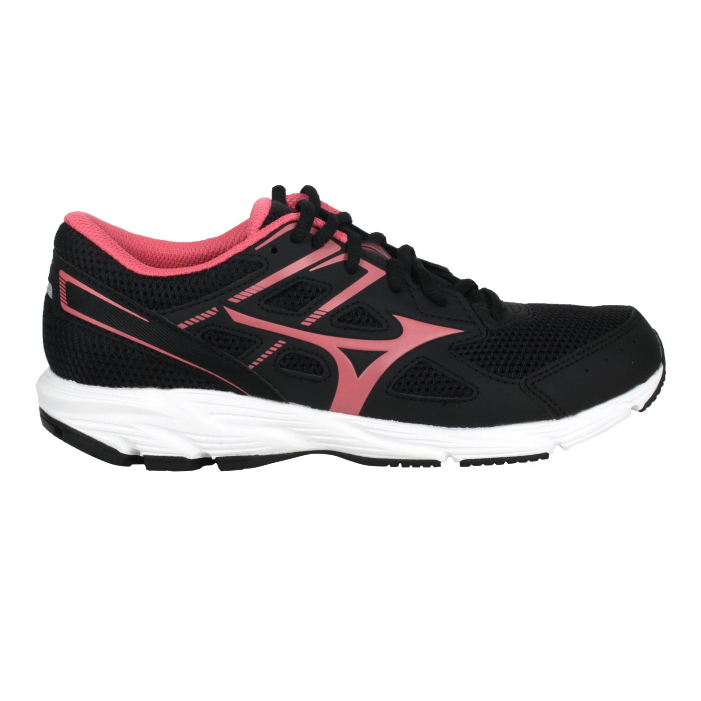 MIZUNO 女款慢跑鞋-WIDE  @MAXIMIZER 23@K1GA210164 - 黑粉