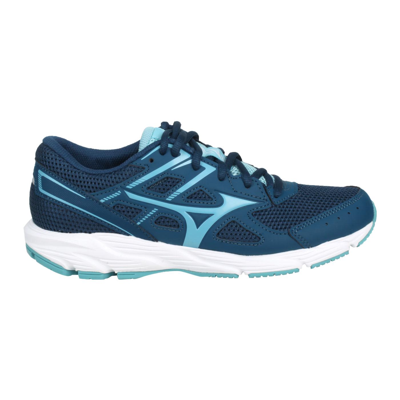 MIZUNO 女款慢跑鞋  @ SPARK 6@K1GA210417 - 藍綠