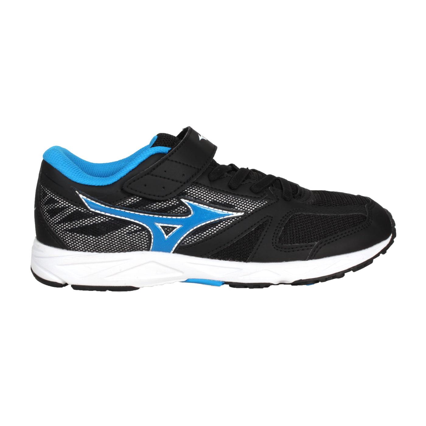 MIZUNO 大童運動鞋  @SPEED STUDS BELT@K1GC194010 - 黑藍