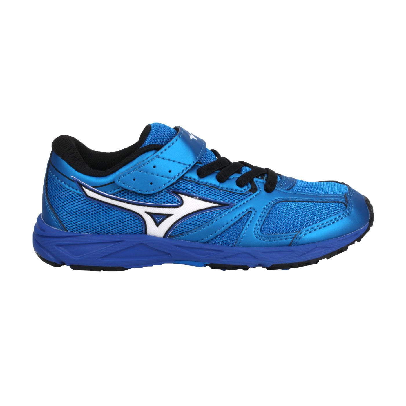 MIZUNO 中童慢跑鞋  @SPEED STUDS BELT@K1GC194025 - 寶藍白