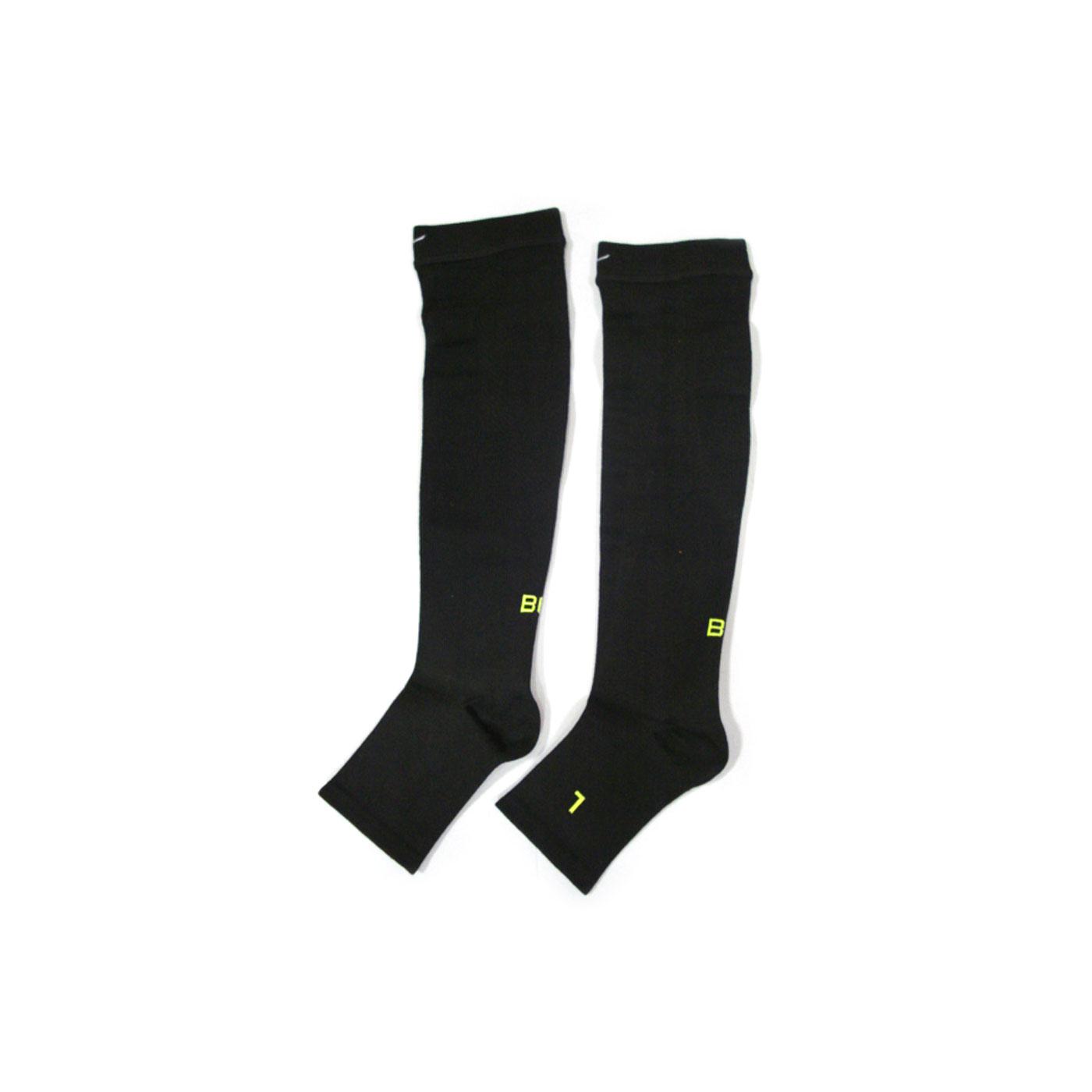 MIZUNO 日製-BG 襪套 K2JJ4A5009 - 黑芥末綠