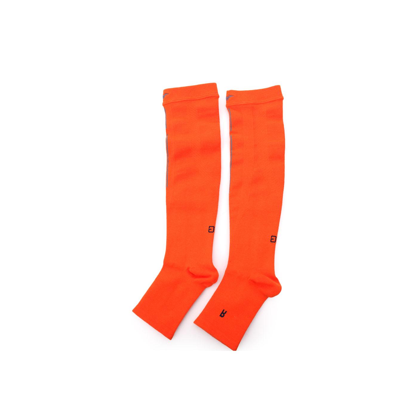 MIZUNO 日製-BG 襪套 K2JJ4A5009 - 橘
