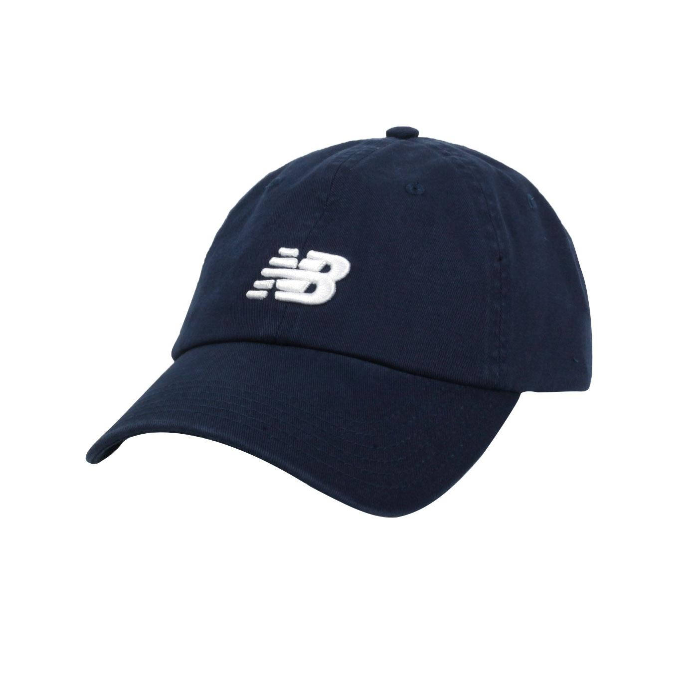 NEW BALANCE 棒球帽 LAH91014BK - 丈青