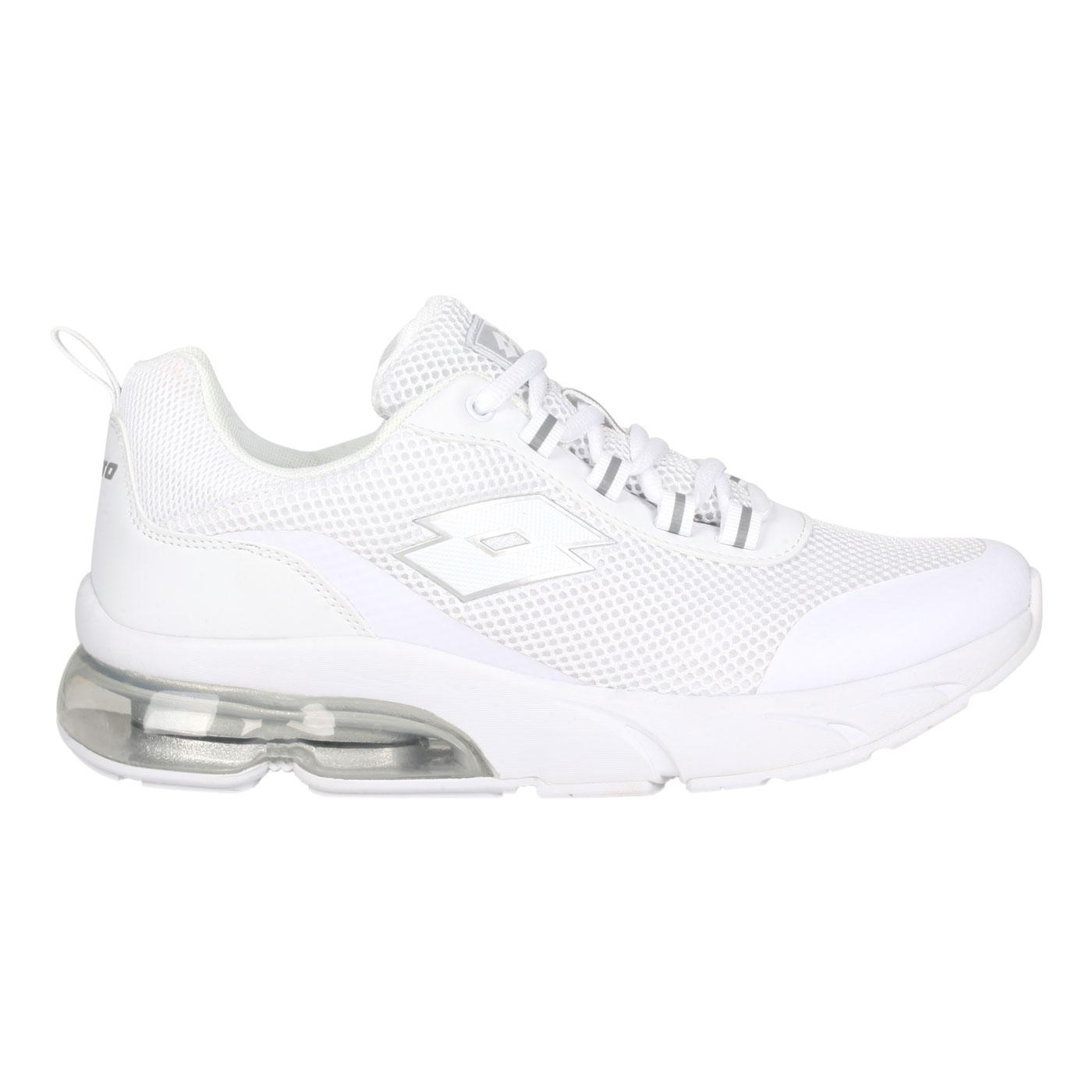 LOTTO 男款AERO POWER II運動鞋 LT1AMR3899 - 白銀
