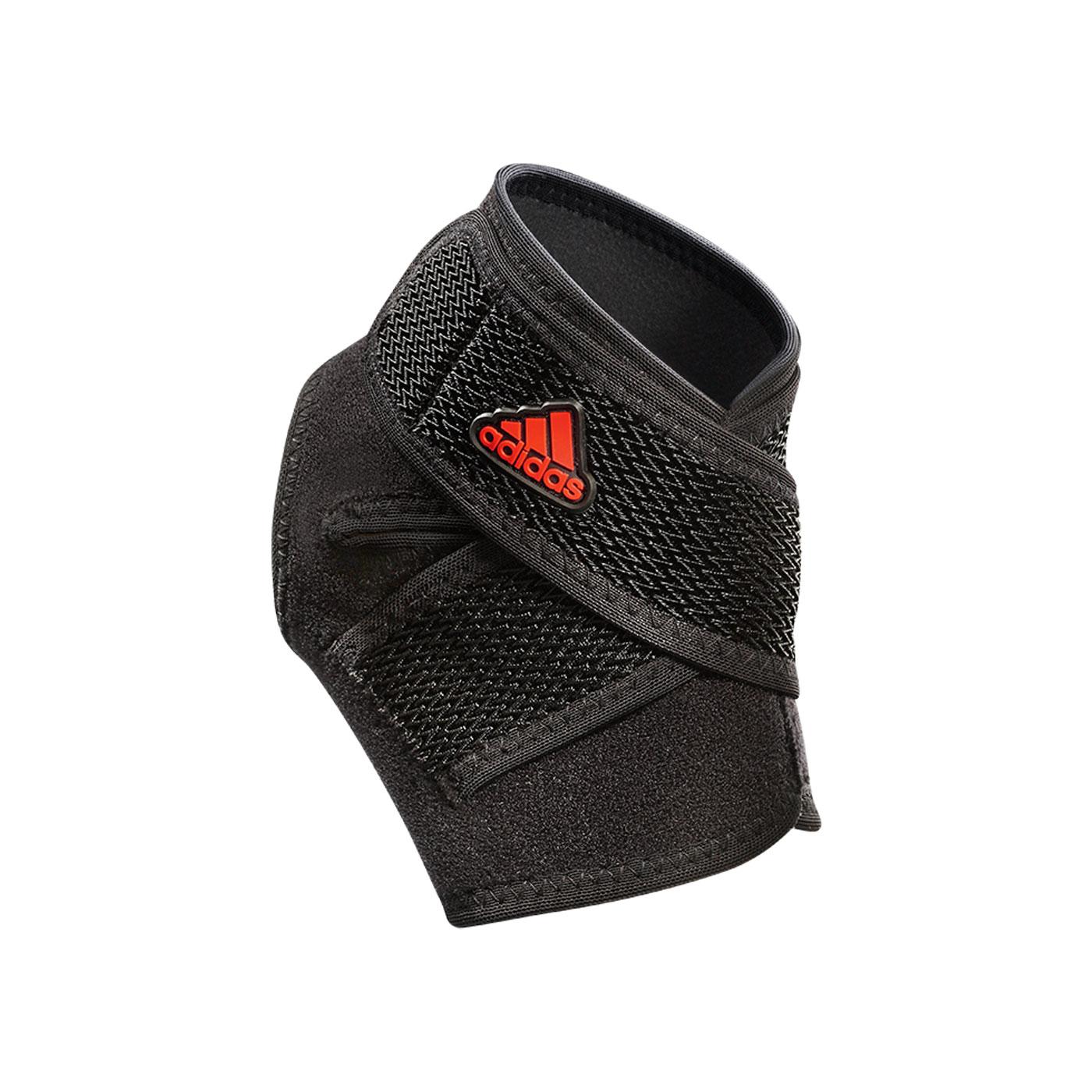 ADIDAS護具 特定-運動護踝 MB0218 - 黑橘