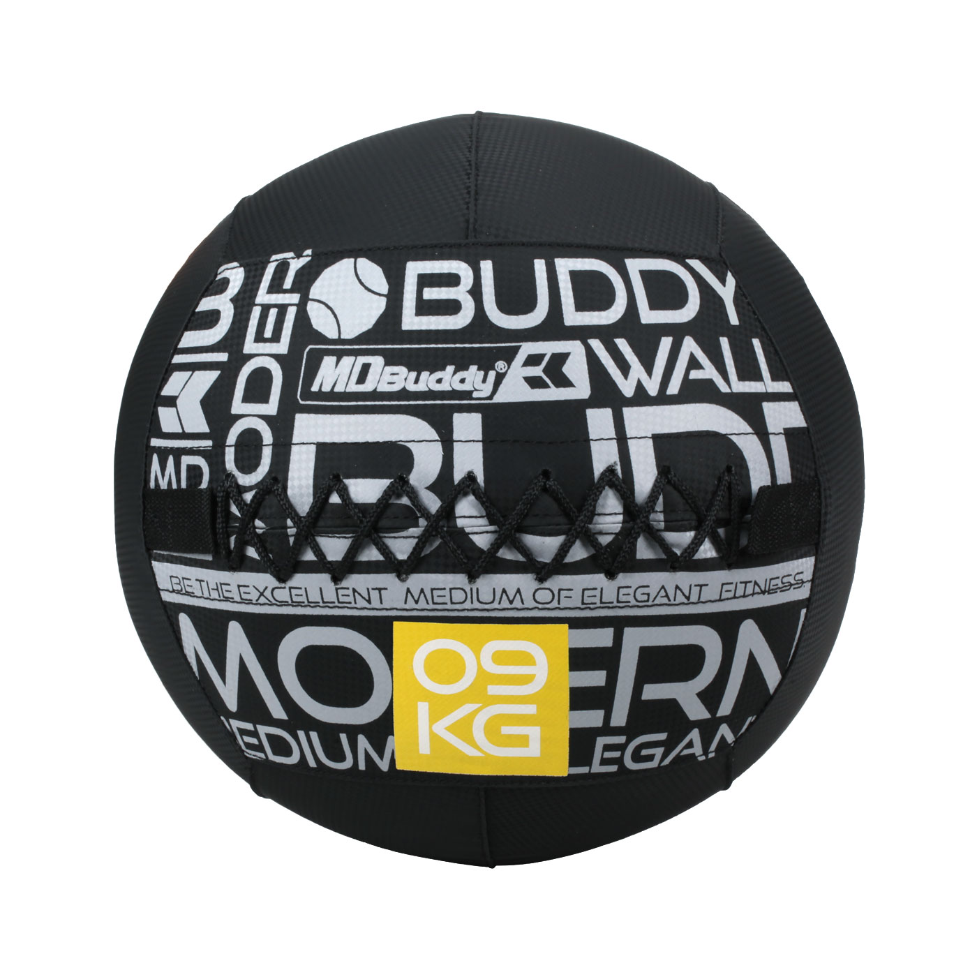 MDBuddy 新皮革重力球(9KG) MD1293-9 - 依賣場