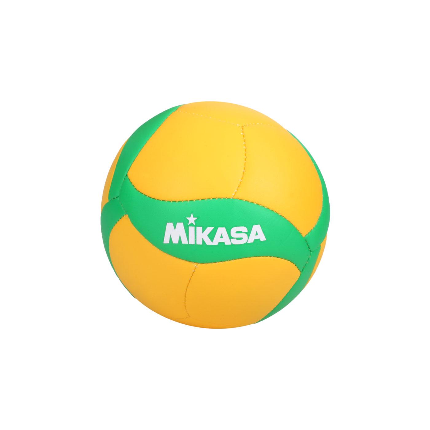 MIKASA 歐冠杯紀念排球#1.5 MKV15W-CEV - 黃綠白