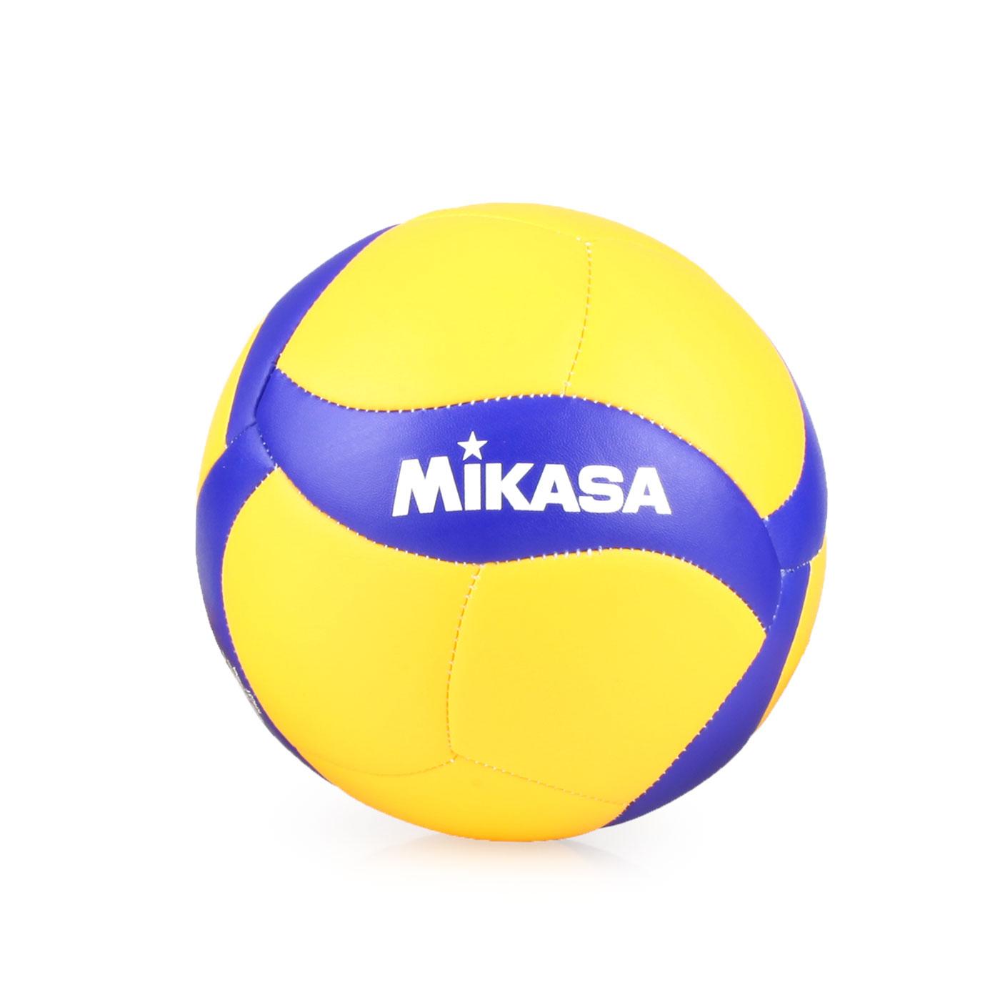MIKASA 紀念排球#1.5 MKV15W - 黃藍