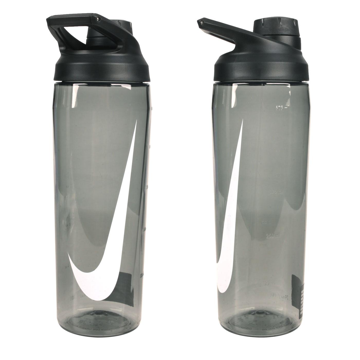 NIKE 24OZ 大口徑水壺 N100062202524 - 黑白