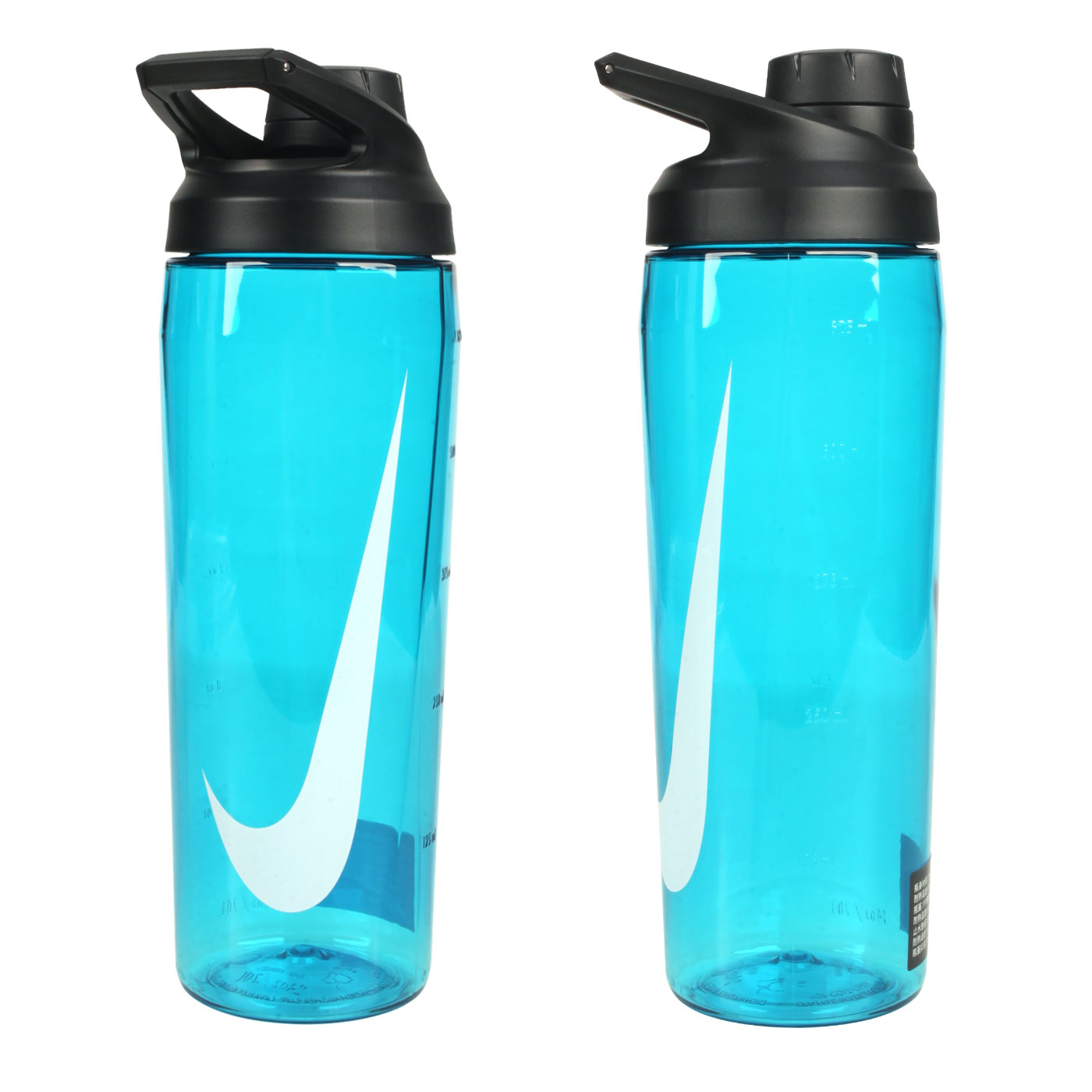 NIKE 24OZ 大口徑水壺 N100062202524 - 藍白