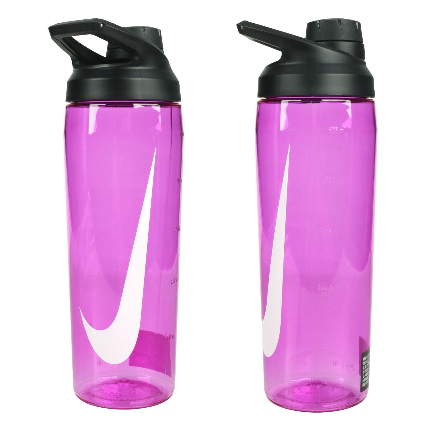NIKE 24OZ 大口徑水壺 N100062202524 - 紫白