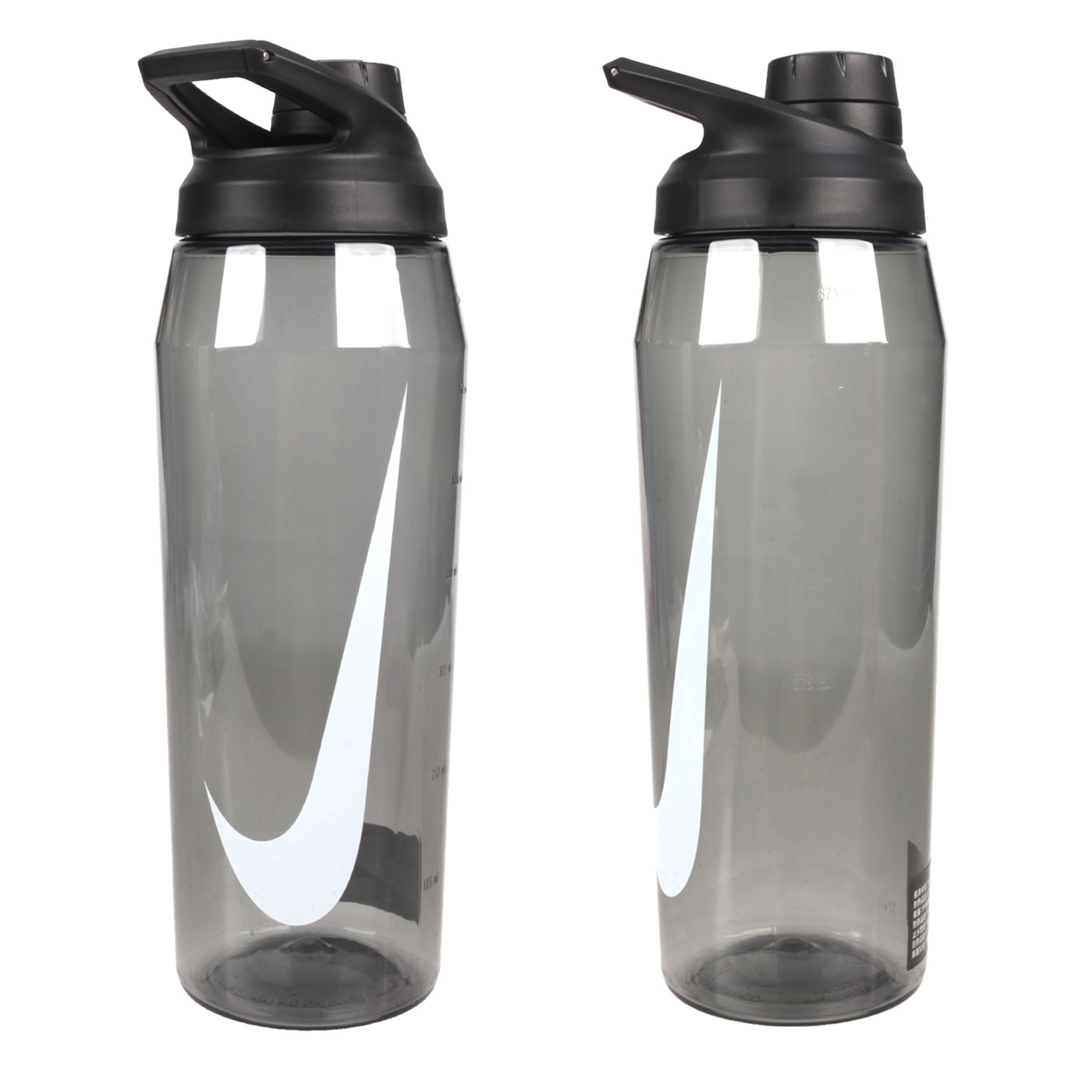 NIKE 32OZ 大口徑水壺 N100062302532 - 黑白