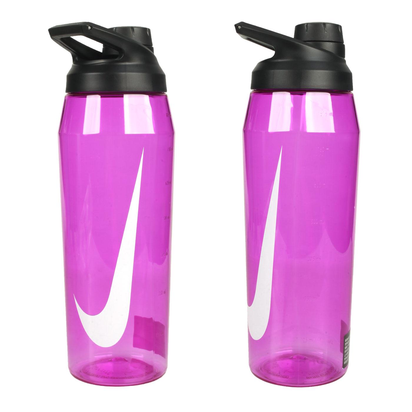 NIKE 32OZ 大口徑水壺 N100062302532 - 紫白