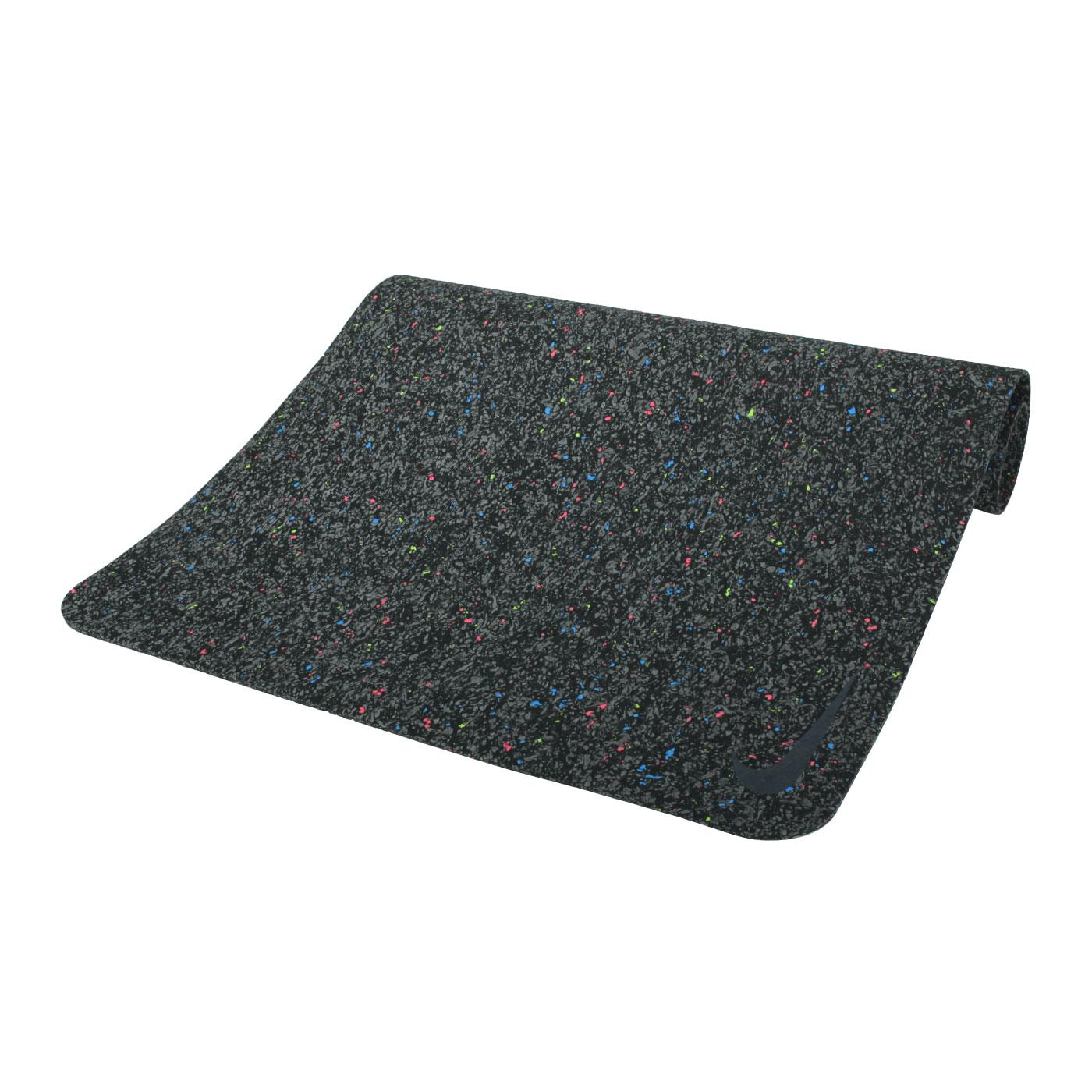 NIKE MOVE 4MM 瑜珈墊 172CM 35D N1003061997OS - 黑灰藍粉綠