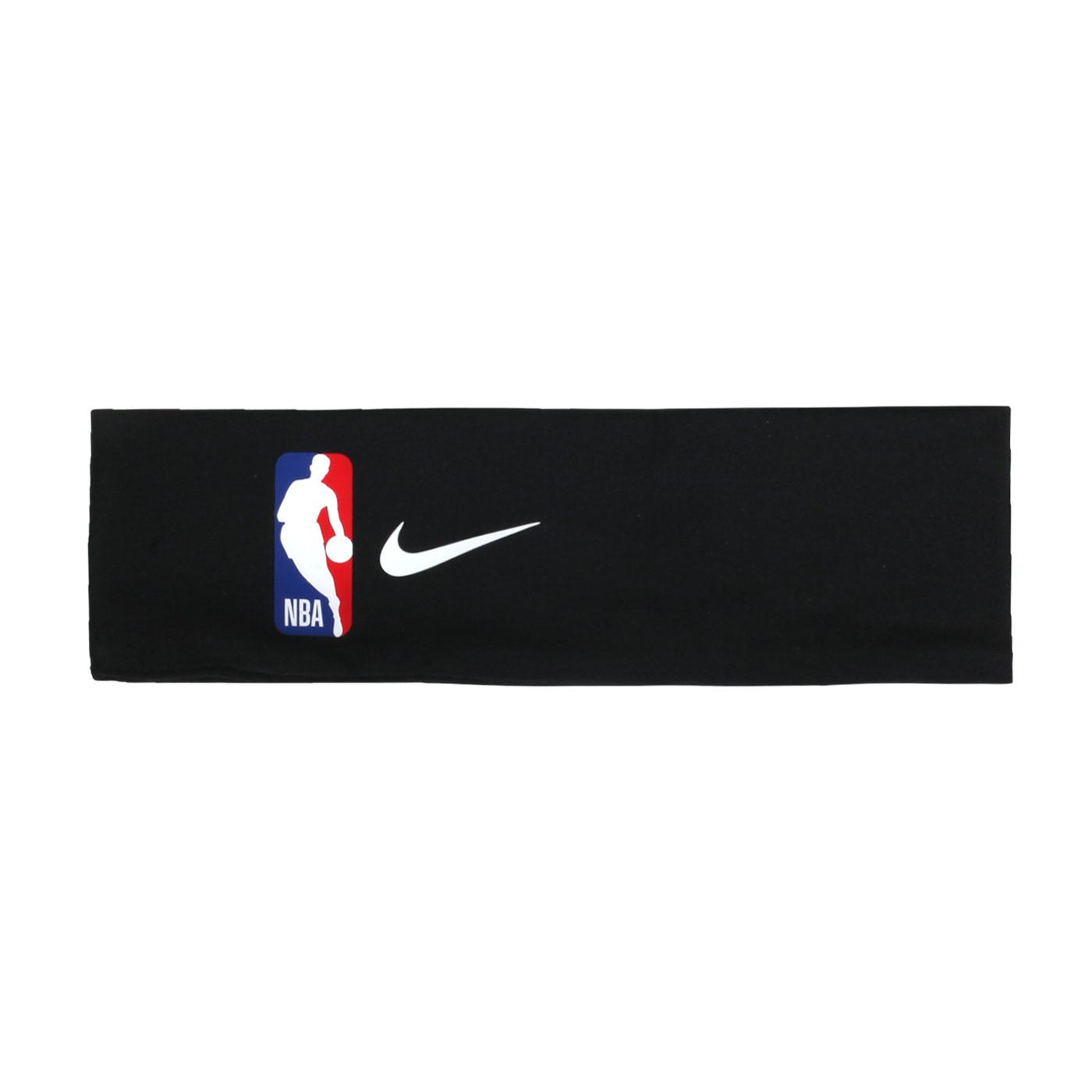 NIKE  FURY HEADBAND 2.0 NBA 頭帶N1003647010OS - 黑白紅藍