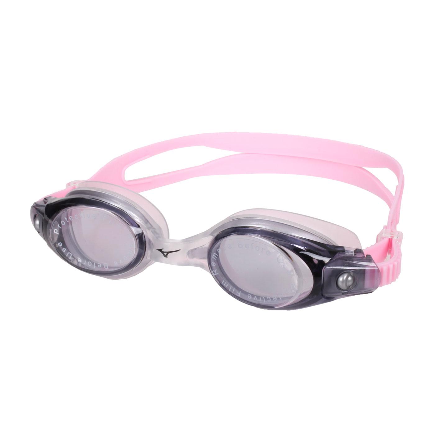 MIZUNO 泳鏡  SWIMN3TE701000-96 - 粉紅紫黑
