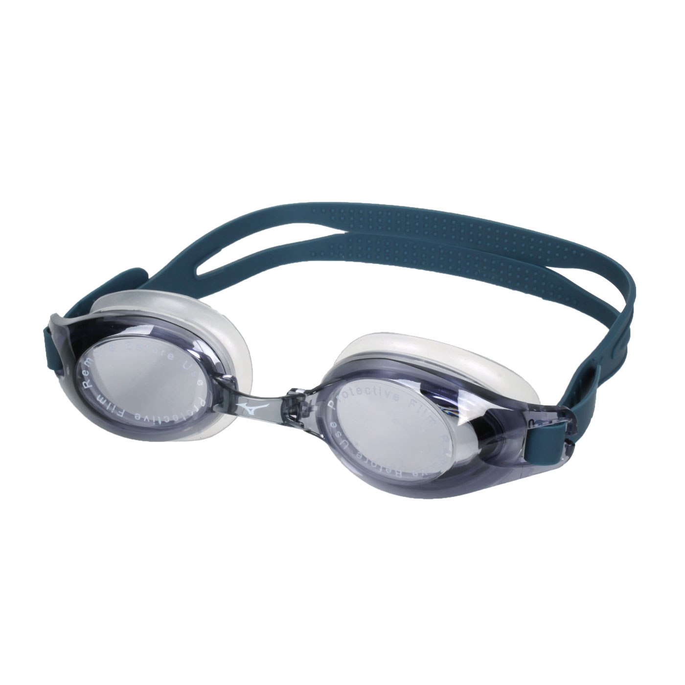 MIZUNO 泳鏡  SWIMN3TE702000-37 - 黑灰白