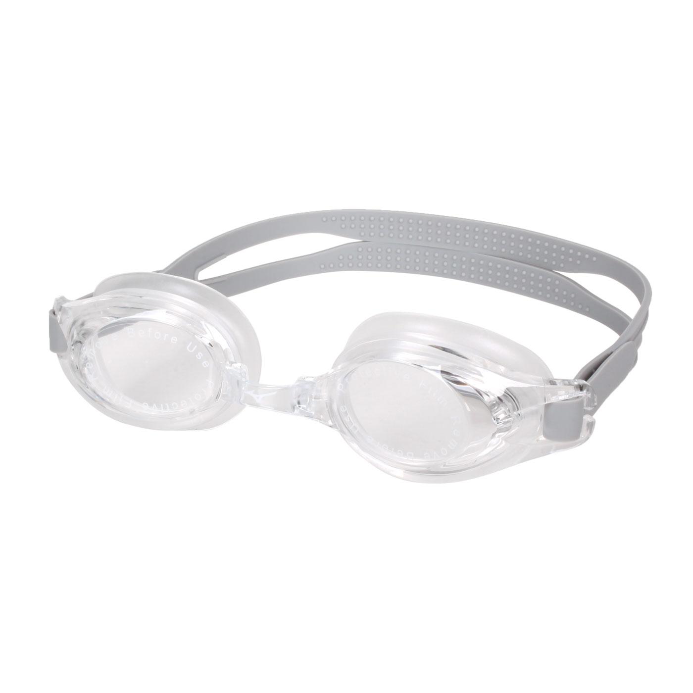 MIZUNO 泳鏡  SWIMN3TE702000-91 - 灰透明