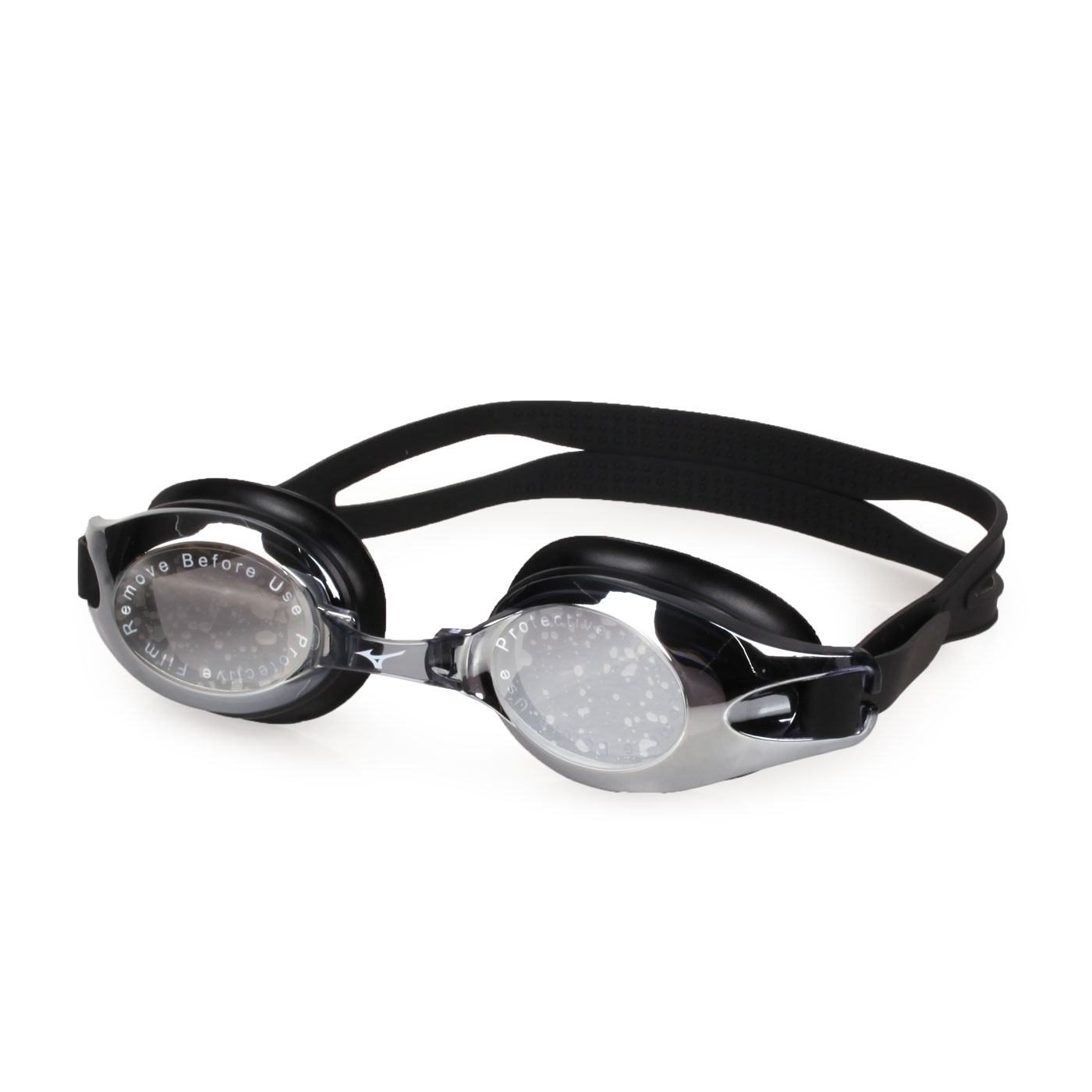 MIZUNO 泳鏡  SWIMN3TE702100-09 - 黑銀