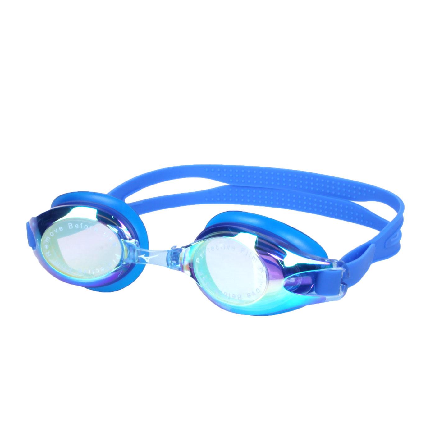 MIZUNO 泳鏡  SWIMN3TE702100-09 - 藍