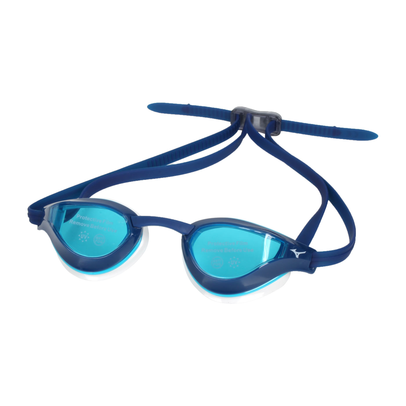 MIZUNO 泳鏡 N3TE951000-82 - 藍白