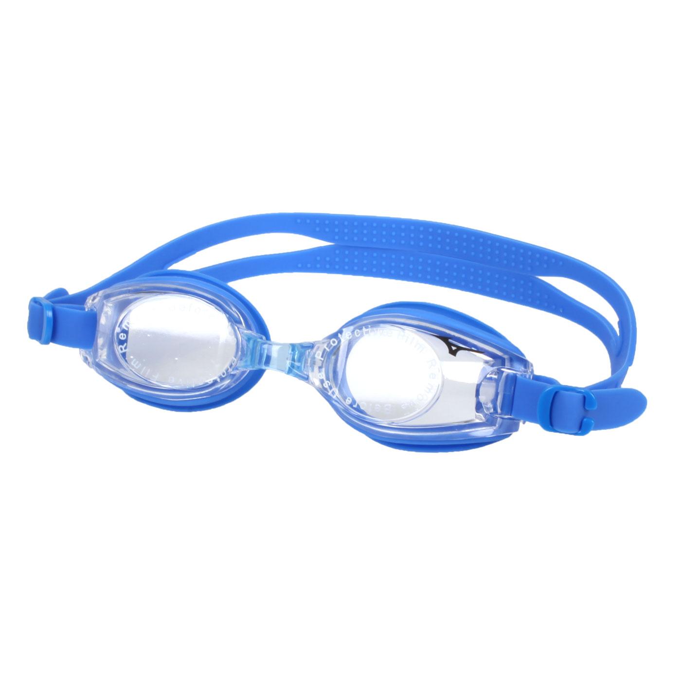 MIZUNO 兒童泳鏡  SWIMN3TF059500-09 - 透明藍