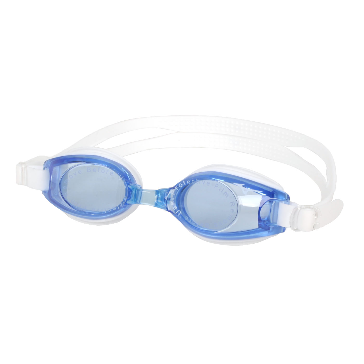MIZUNO 兒童泳鏡  SWIMN3TF059500-09 - 淺藍白