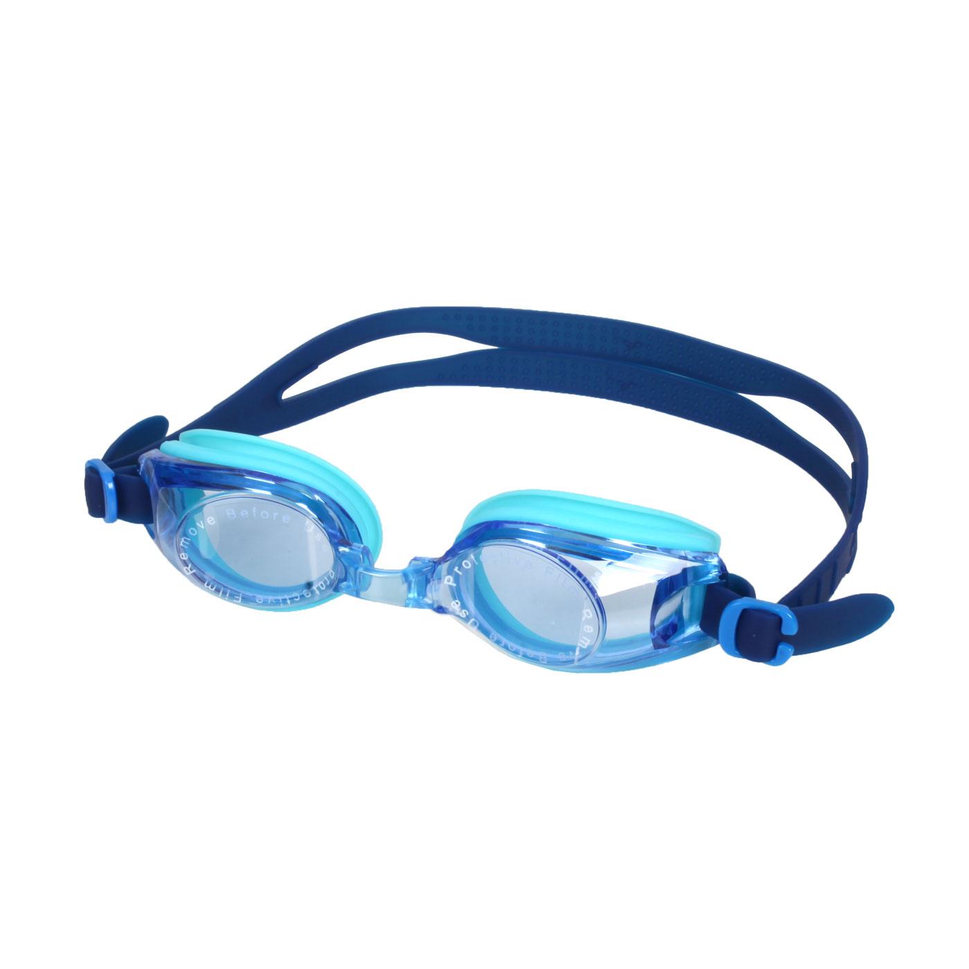 MIZUNO 兒童泳鏡  SWIMN3TF059500-22 - 水藍綠