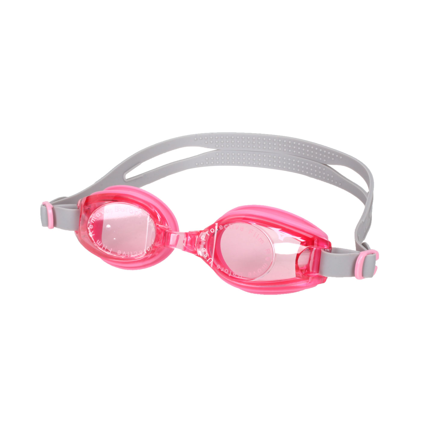 MIZUNO 兒童泳鏡  SWIMN3TF059500-60 - 粉紅灰