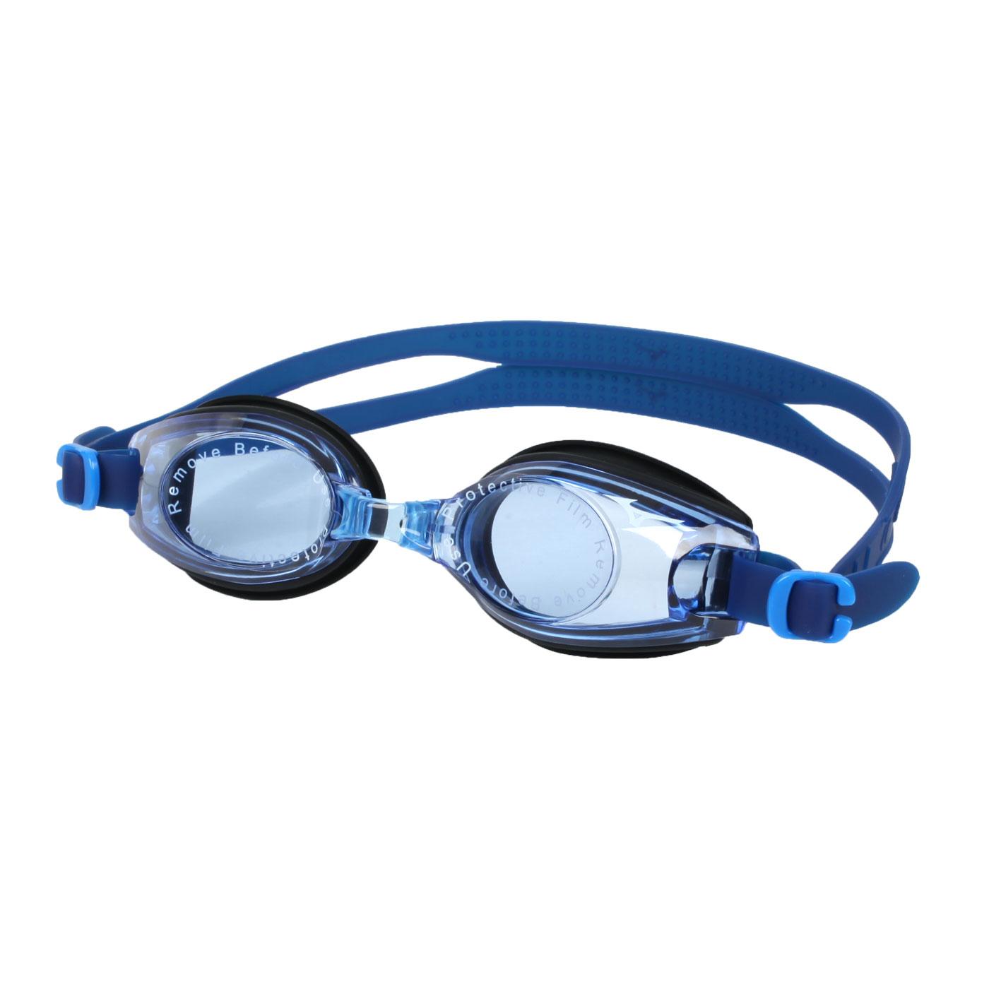 MIZUNO 兒童泳鏡  SWIMN3TF059500-09 - 藍黑
