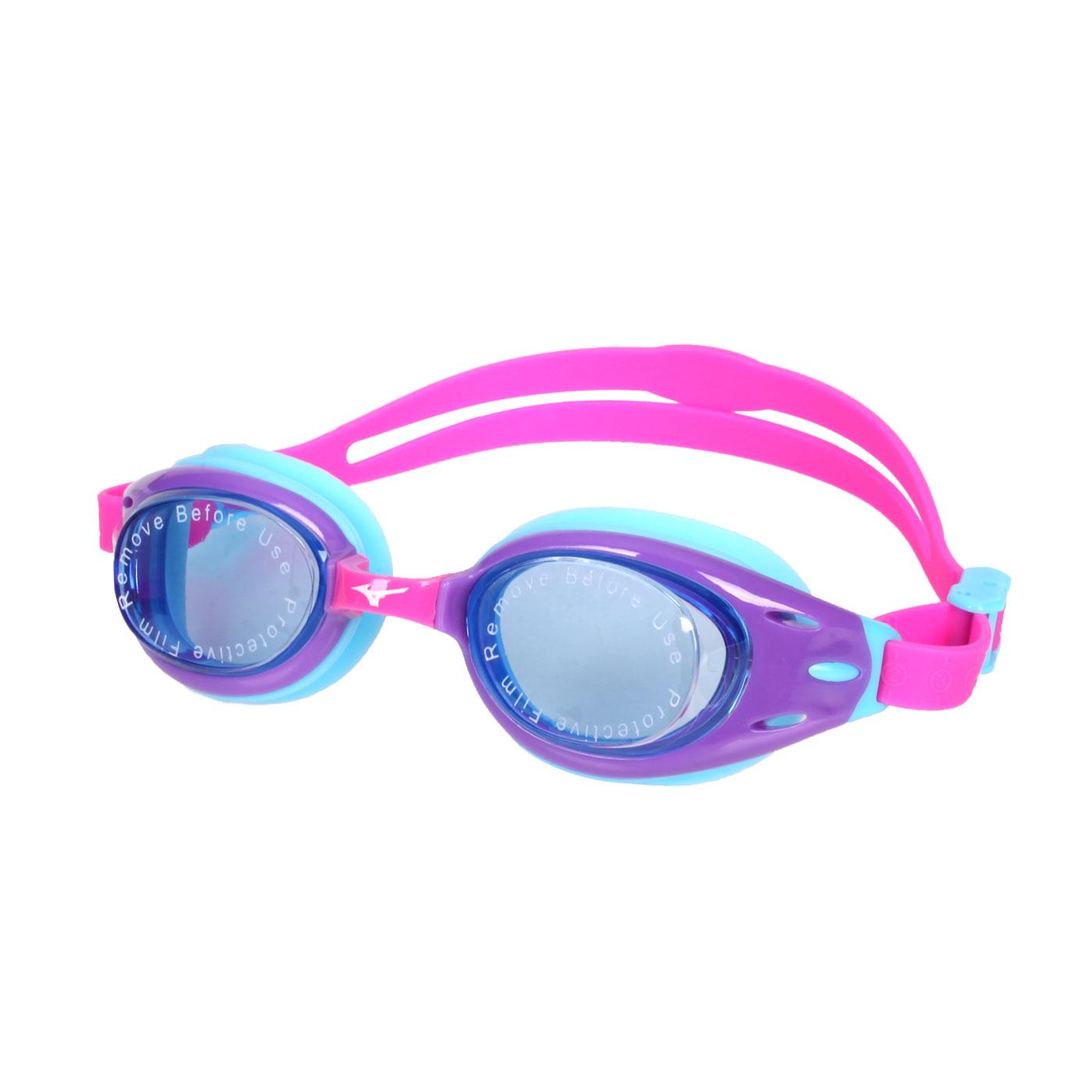 MIZUNO 兒童泳鏡  SWIMN3TF105000-22 - 桃紅水藍