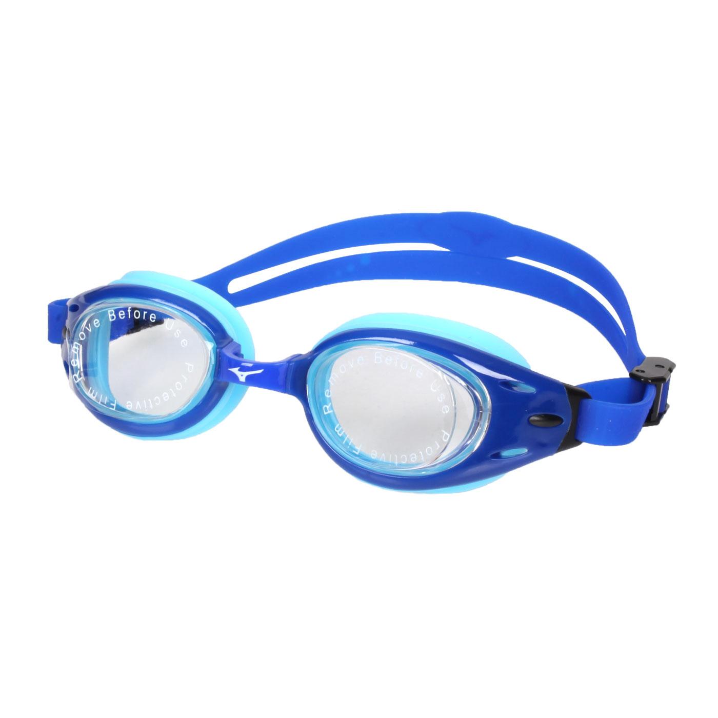 MIZUNO 兒童泳鏡  SWIMN3TF105000-27 - 藍水藍