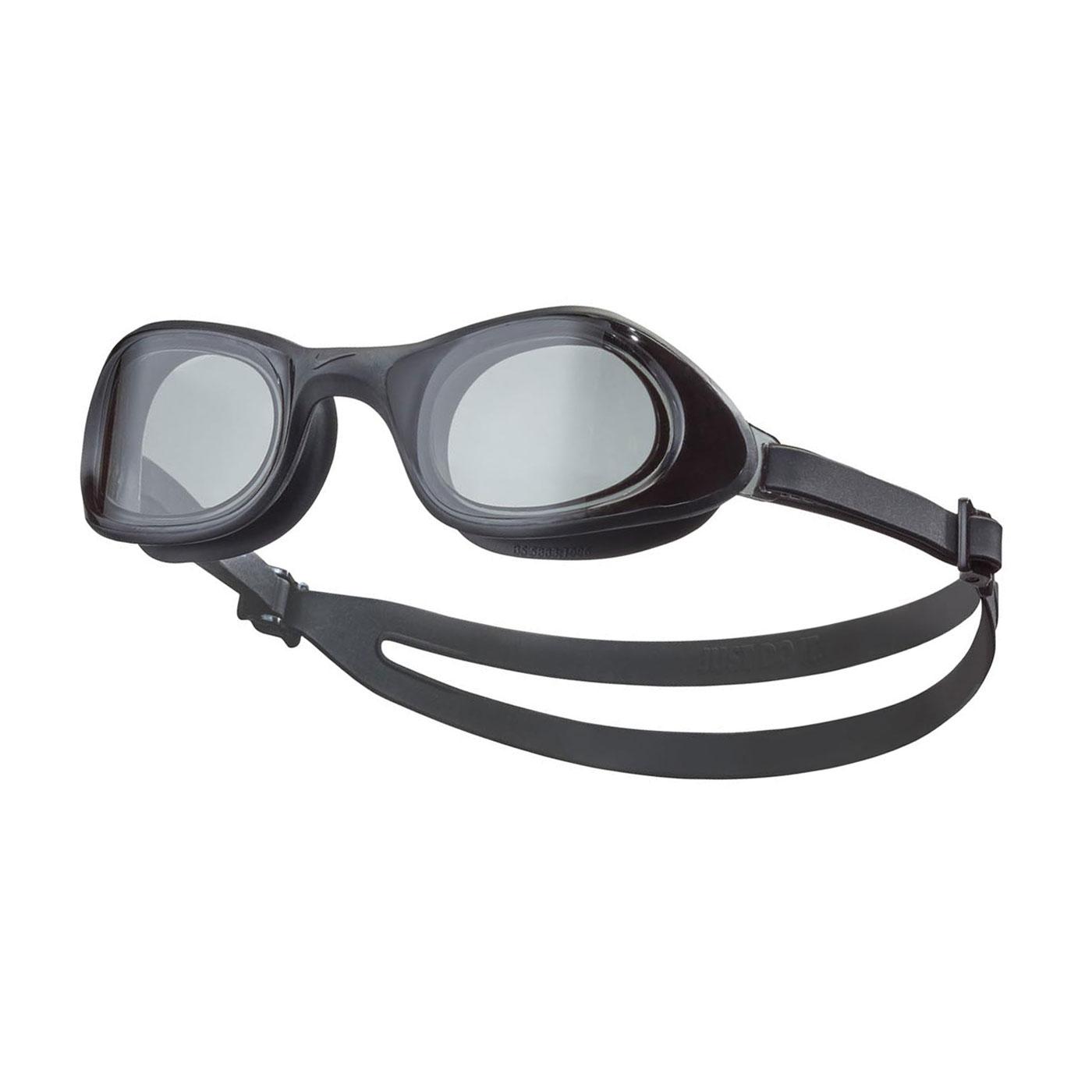 NIKE SWIM 成人超廣角泳鏡 NESSB161-014 - 黑