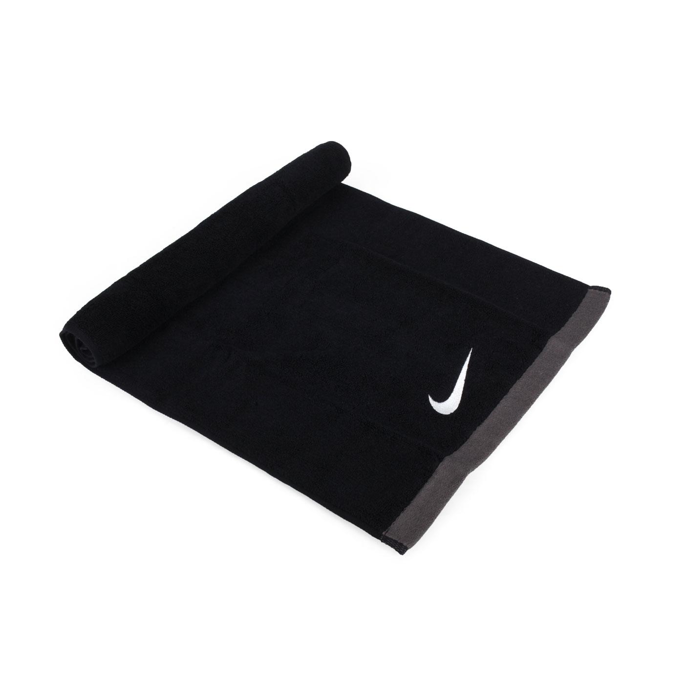 NIKE 運動毛巾 NET17010MD - 黑白