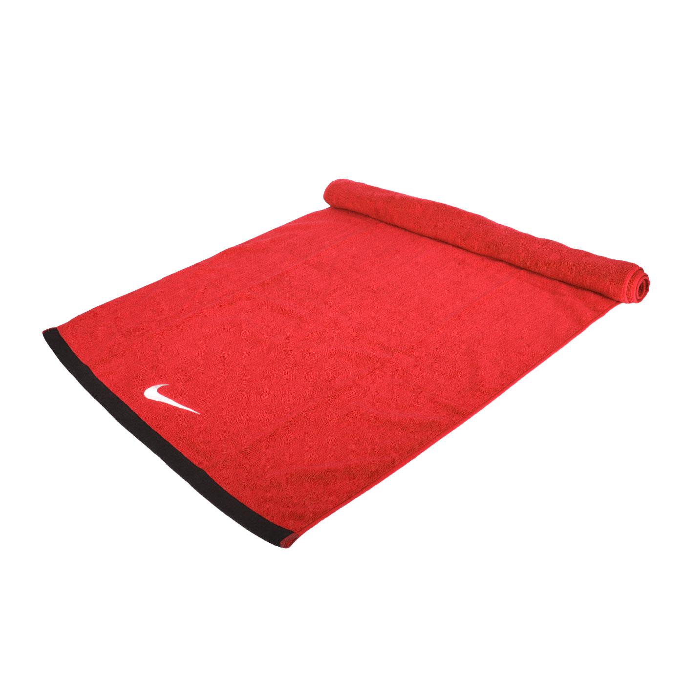 NIKE  運動大毛巾NET17643LG - 紅