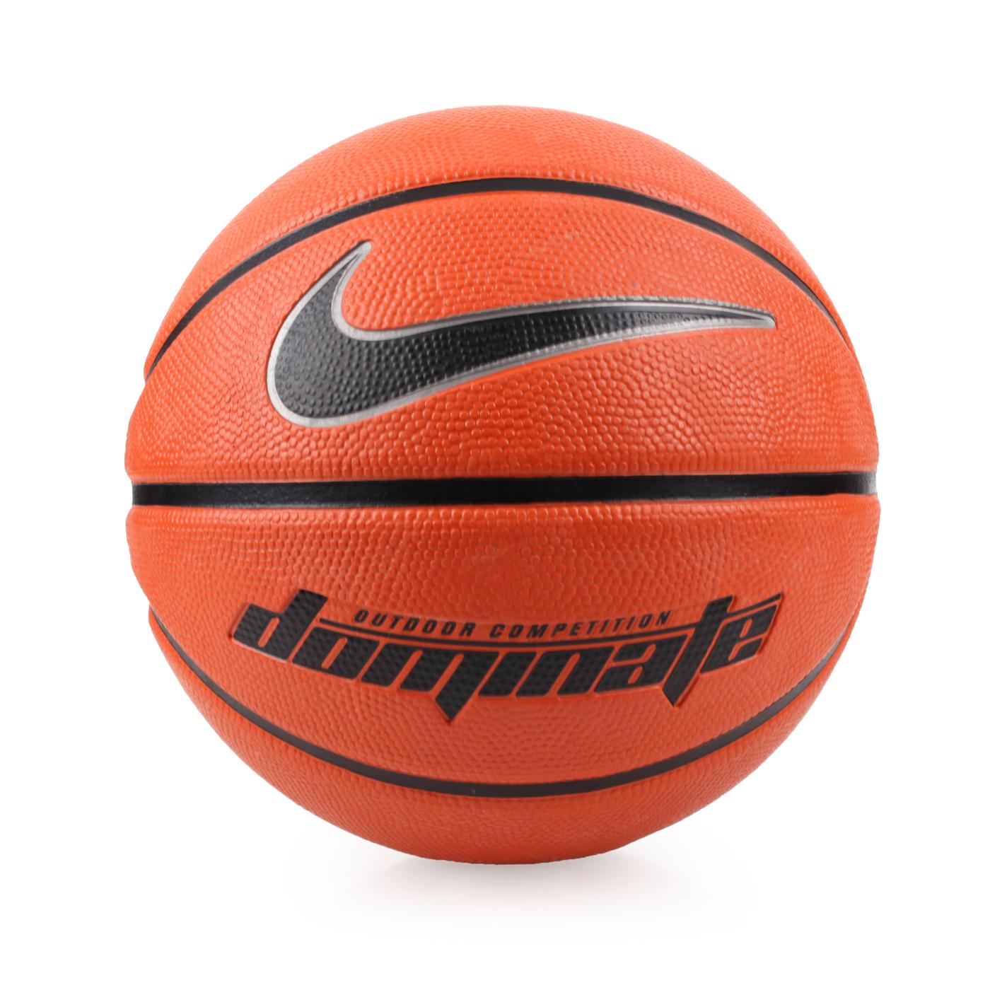 NIKE DOMINATE 5號籃球 NKI0084705 - 橘黑