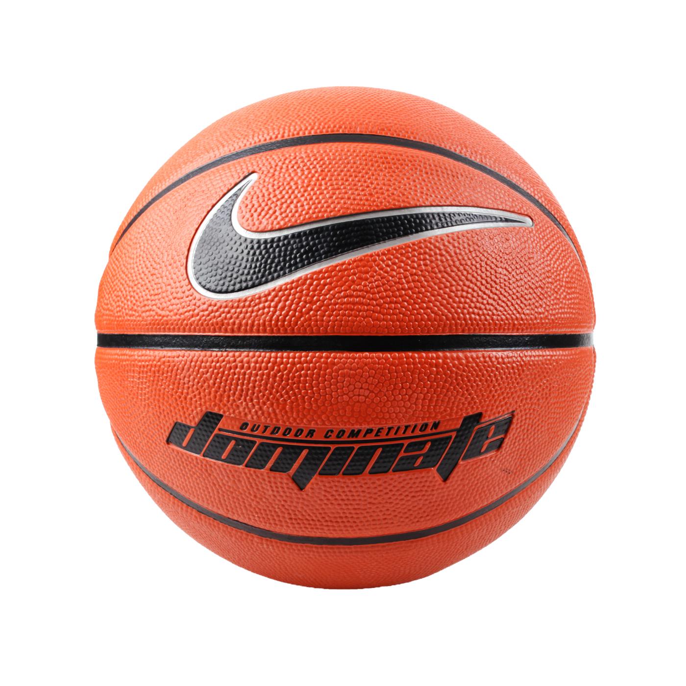 NIKE DOMINATE 7號籃球 NKI0084707 - 橘黑