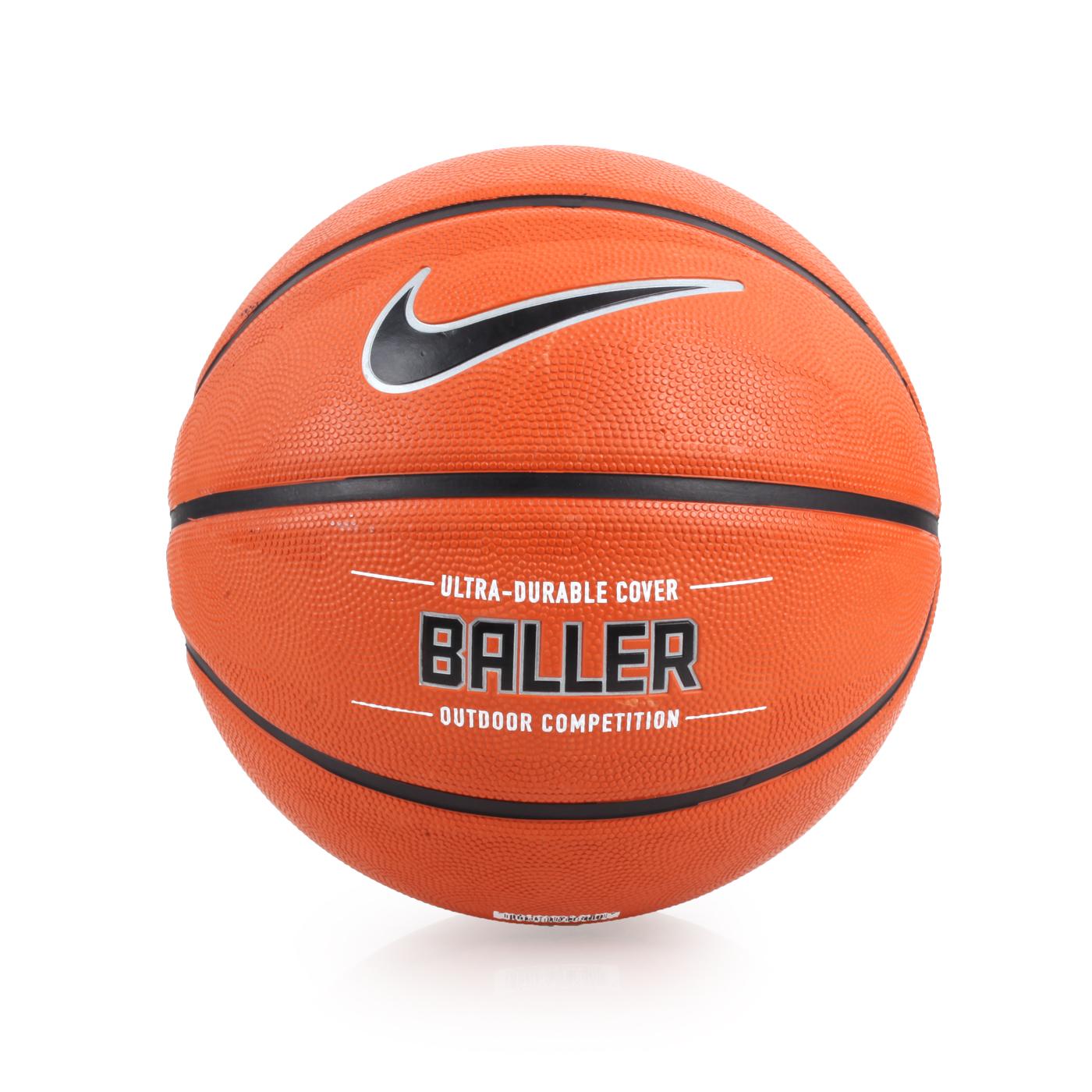 NIKE BALLER 7號籃球 NKI3285507 - 橘黑