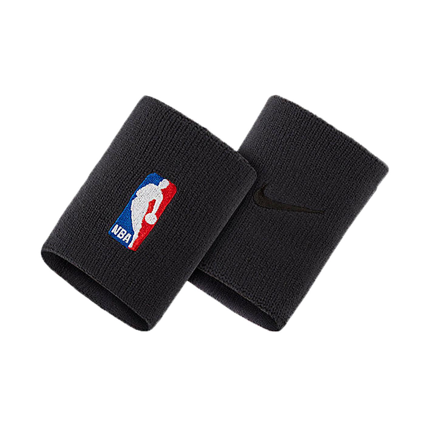NIKE NBA DRI-FIT 護腕套(馬刺) NKN03001OS - 黑白紅