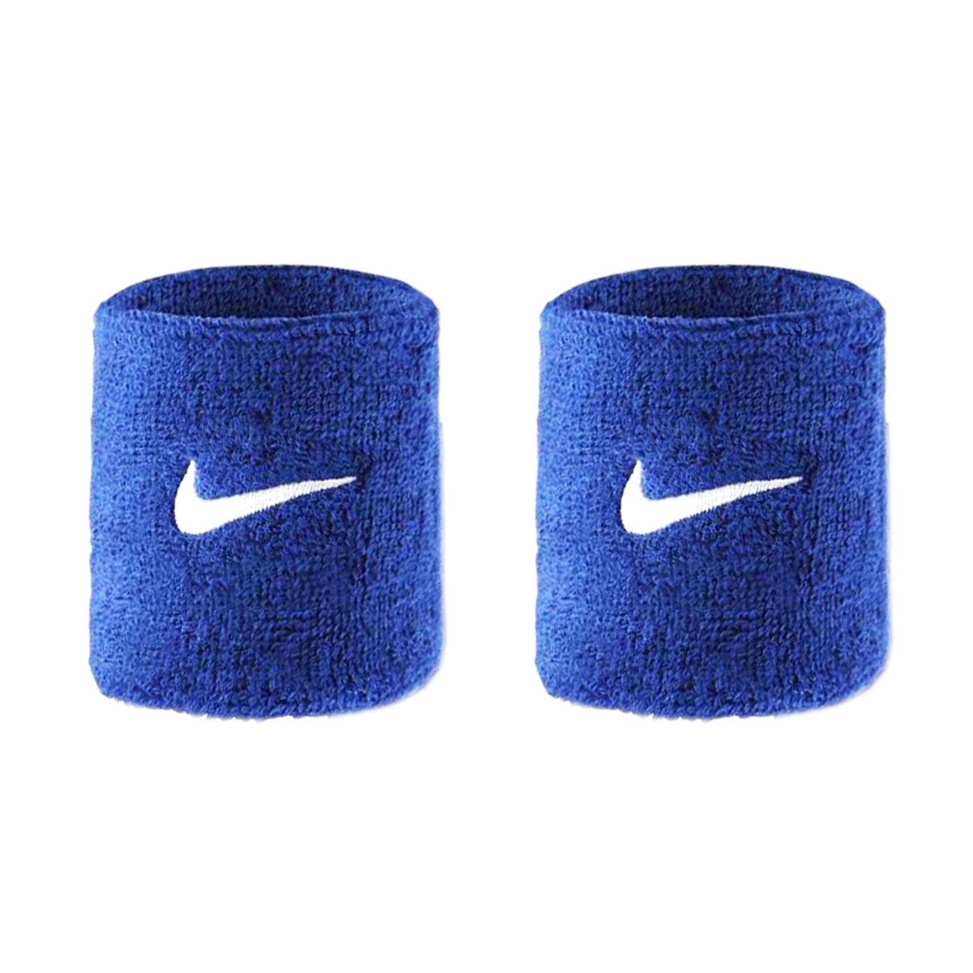 NIKE  Swoosh 單色腕帶NNN04402OS - 藍
