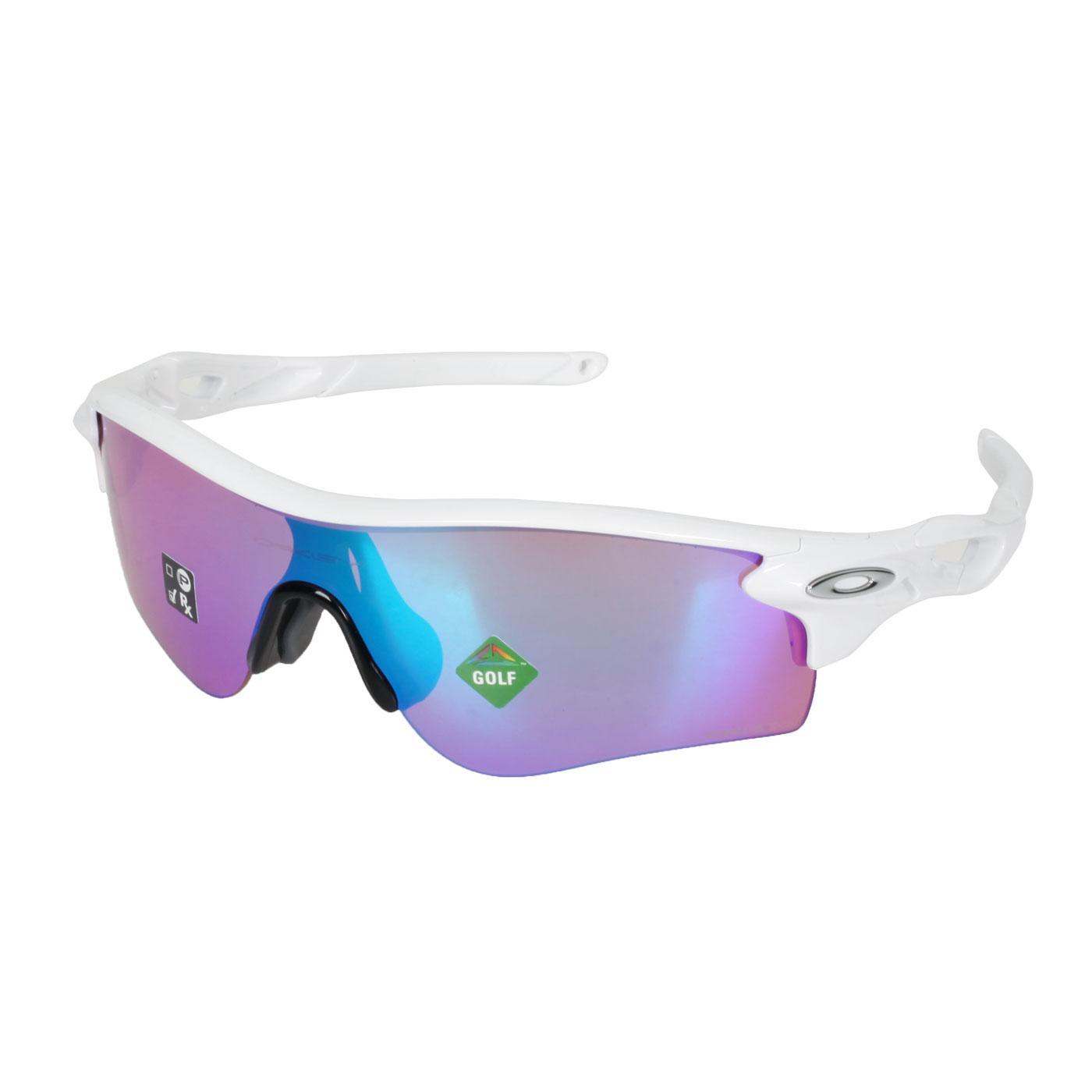 OAKLEY RADARLOCK PATH(A) 一般太陽眼鏡(附硬盒鼻墊) OAK-OO9206-6738 - 白銀
