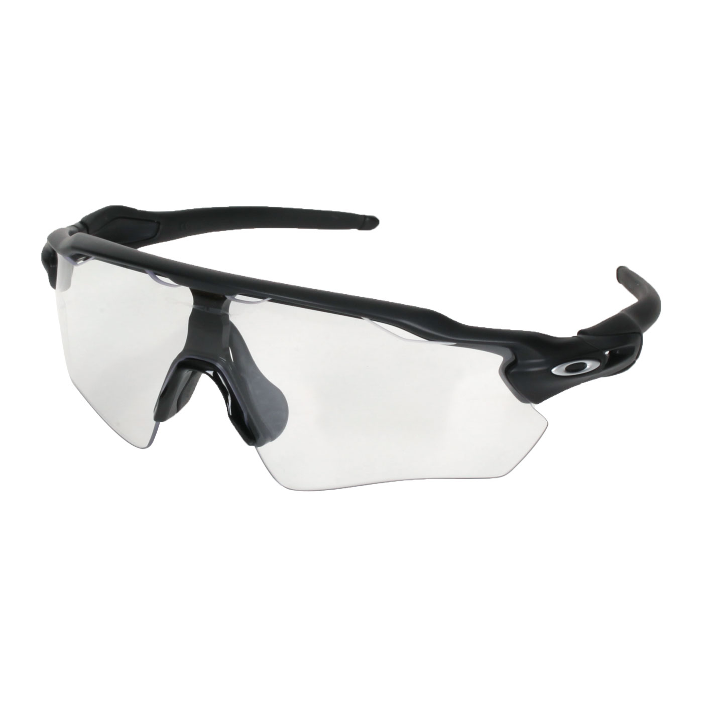 OAKLEY RADAR EV PATH 一般太陽眼鏡(附硬盒鼻墊) OAK-OO9208-7438 - 黑銀
