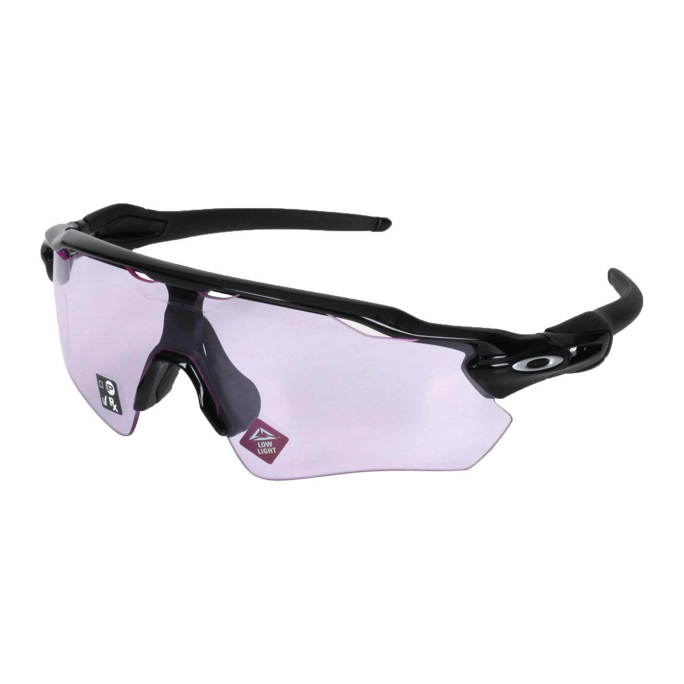 OAKLEY RADAR EV PATH 一般太陽眼鏡(附硬盒鼻墊) OAK-OO9208-9838 - 黑銀