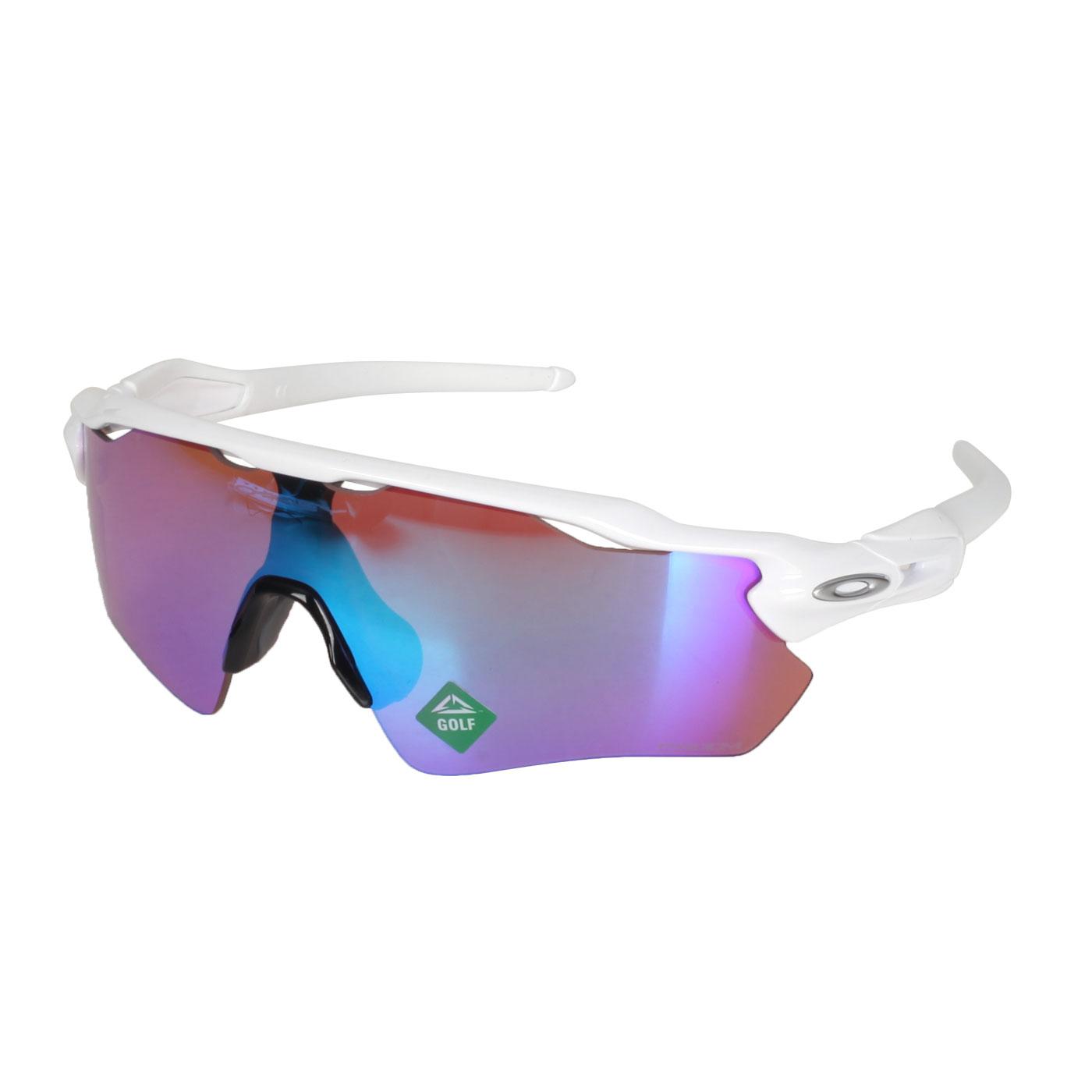 OAKLEY RADAR EV PATH一般太陽眼鏡(附硬盒鼻墊) OAK-OO9208-A538 - 白紫銀