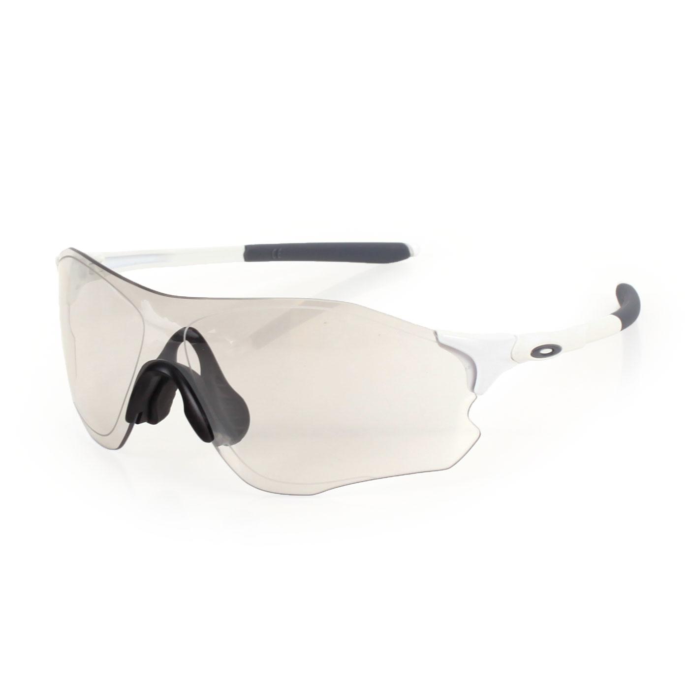 OAKLEY (A) EVZERO PATH CLR BLK PHT 太陽眼鏡(附硬盒鼻墊) OAK-OO9313-06 - 透明灰