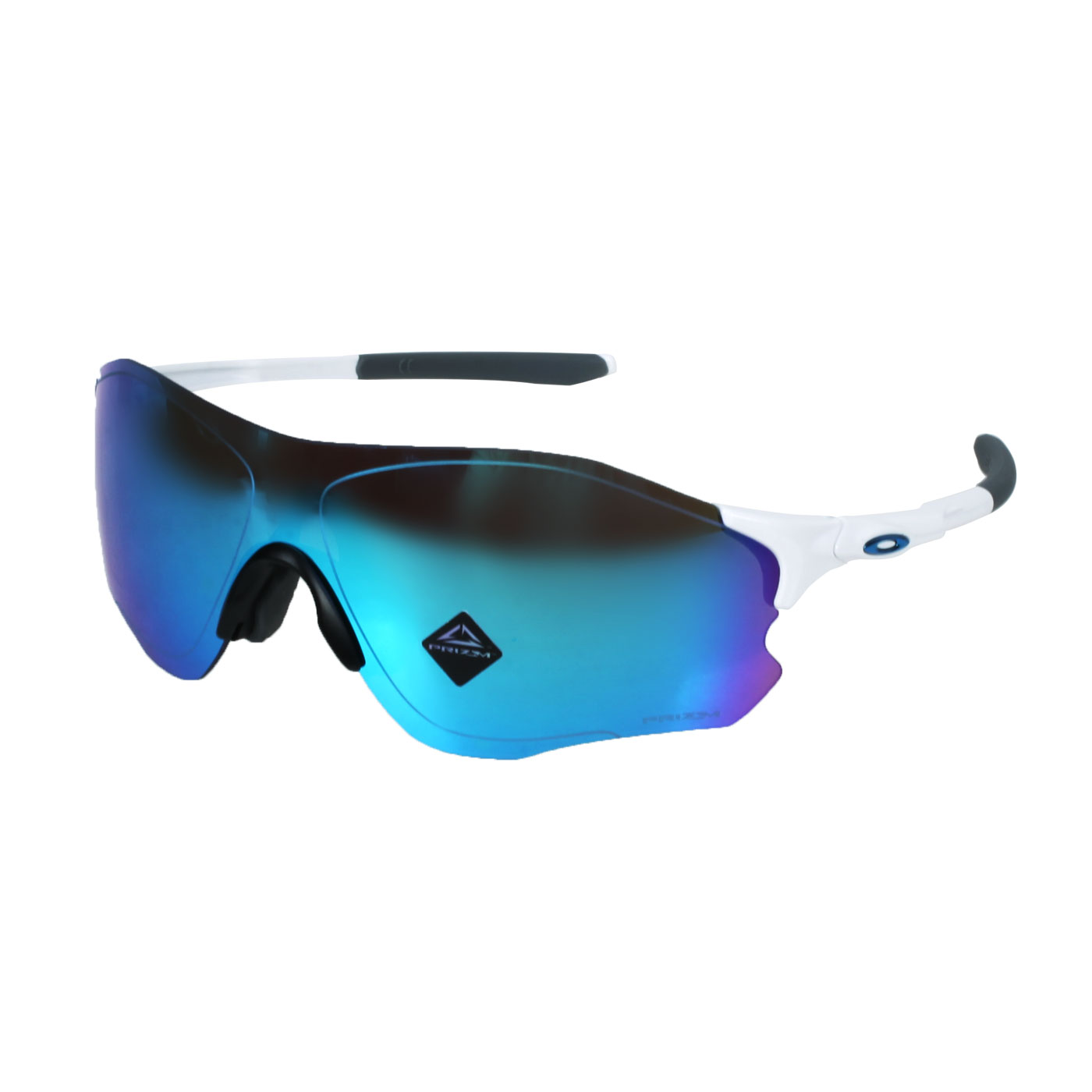 OAKLEY EVZERO PATH一般太陽眼鏡(附硬盒鼻墊) OAK-OO9313-1538 - 白藍
