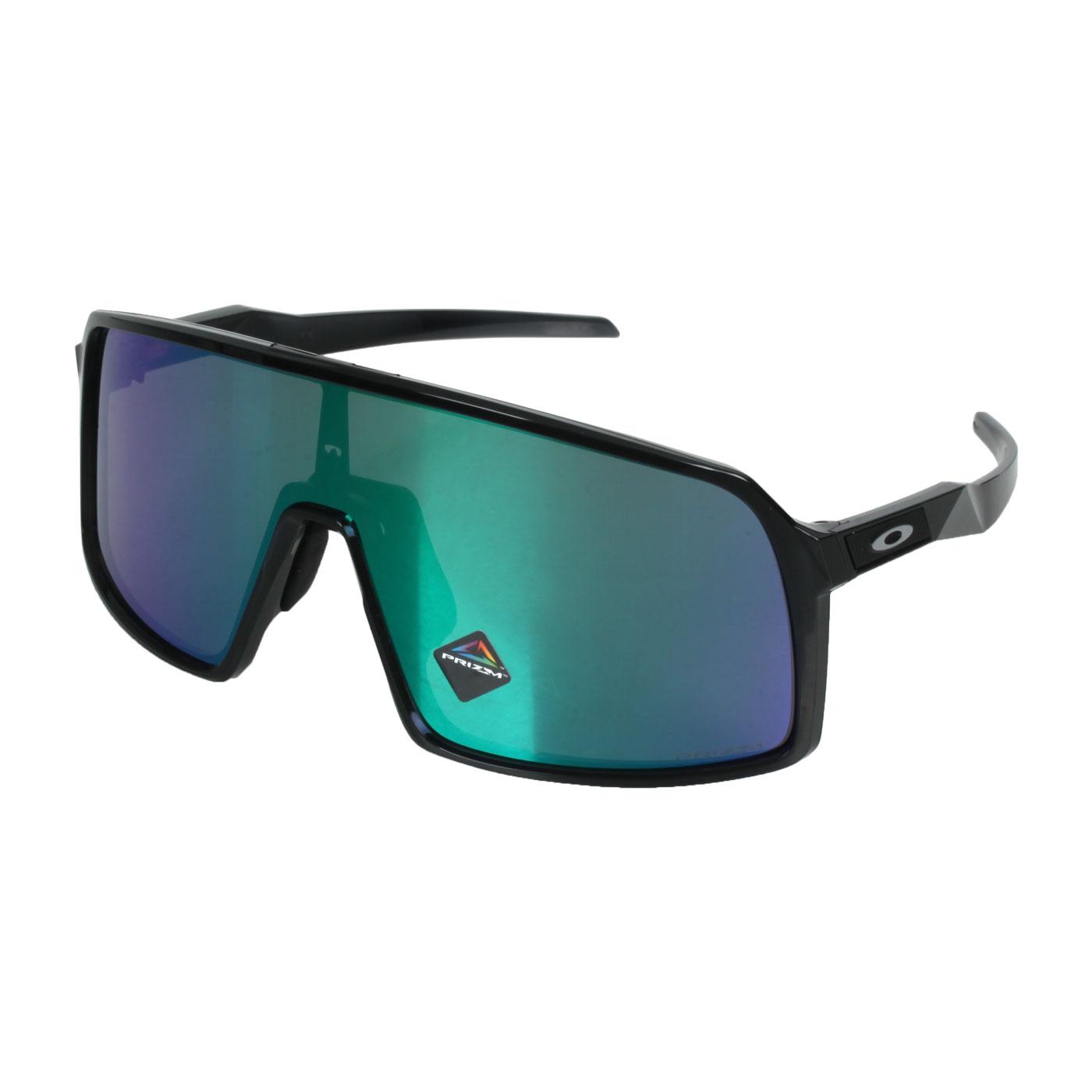 OAKLEY SUTRO (A) 一般太陽眼鏡(附硬盒) OAK-OO9406A-1737 - 黑銀