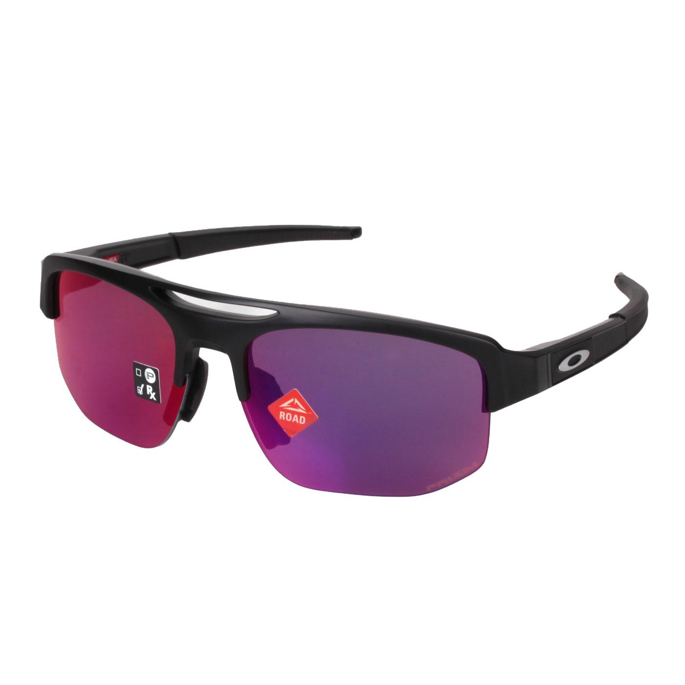 OAKLEY 一般太陽眼鏡 (附硬盒) OAK-OO9424F-1168 - 黑紫