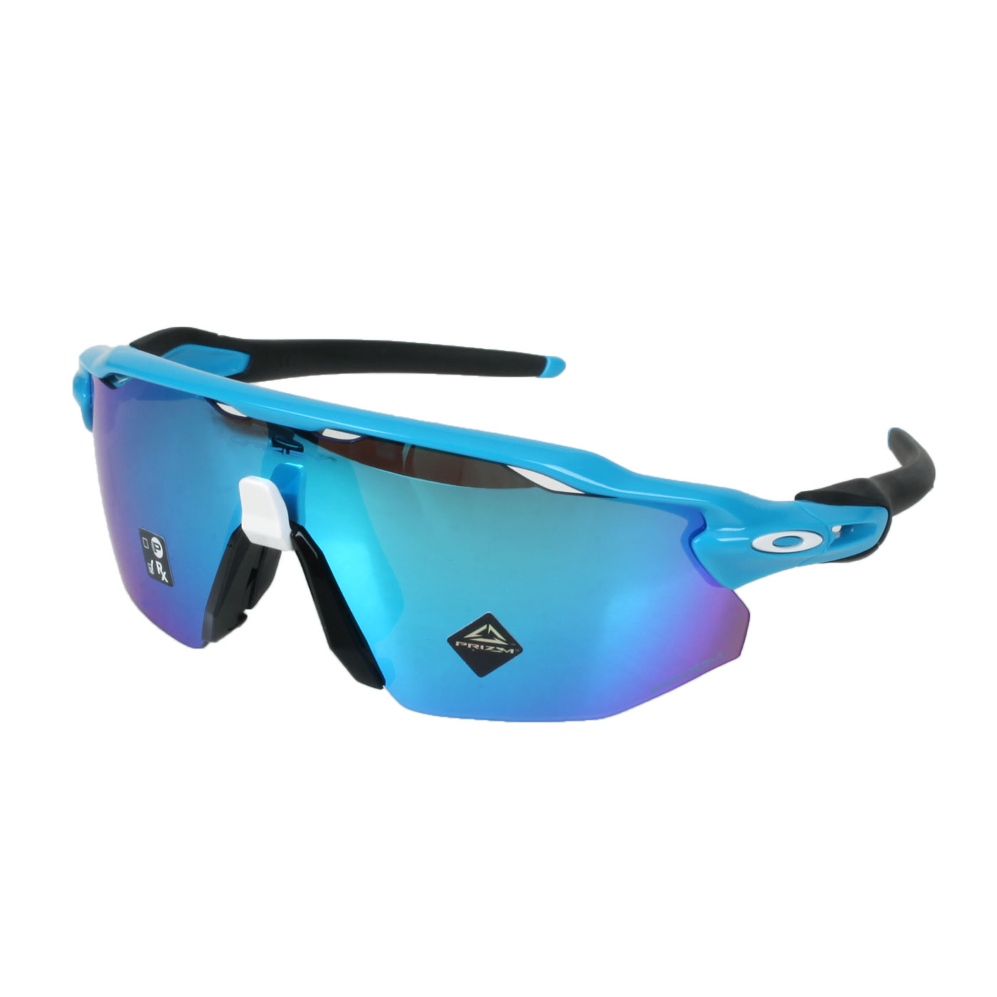 OAKLEY RADAR EV ADVANCER一般太陽眼鏡(附硬盒鼻墊) OAK-OO9442-0238 - 寶藍黑