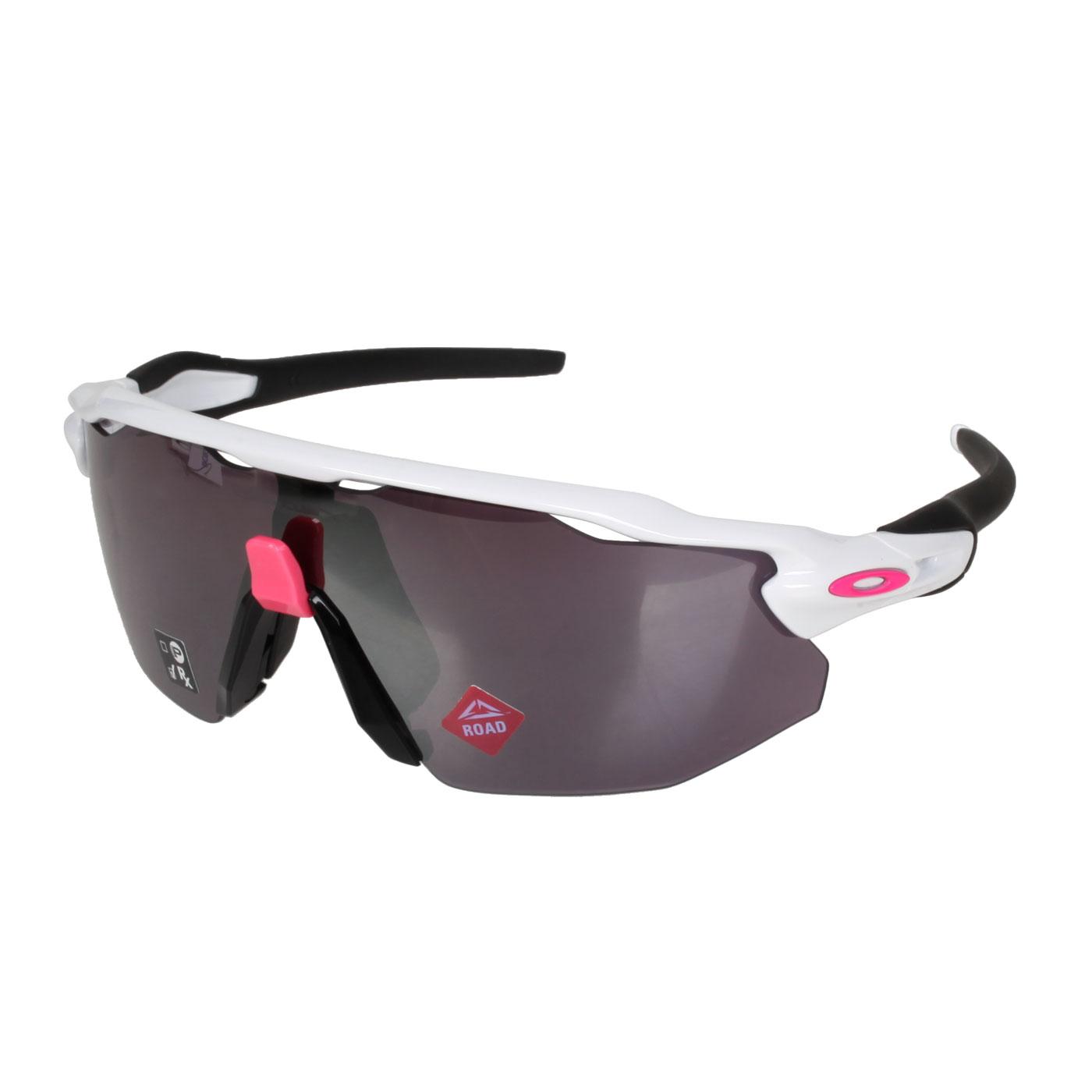 OAKLEY RADAR EV ADVANCER 一般太陽眼鏡 (附硬盒鼻墊) OAK-OO9442-0438 - 白桃紅紫